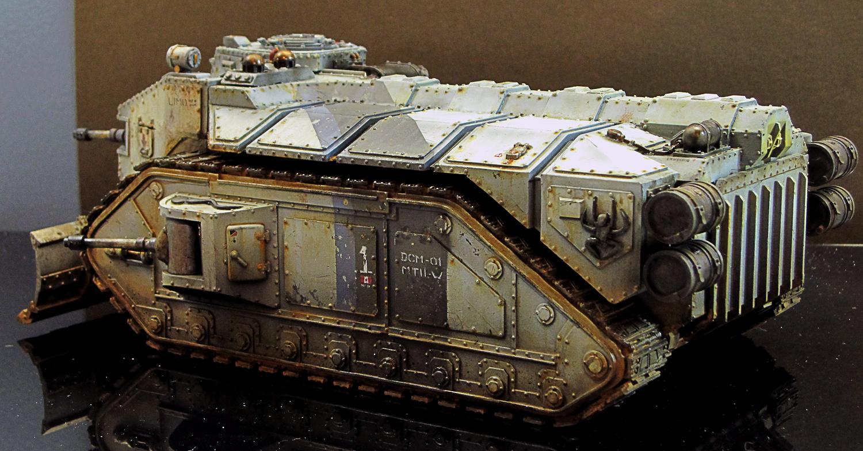 Crassus Assault Transport, Cult, Genestealer, Genestealer Cult Limo, Hybrid, Limo
