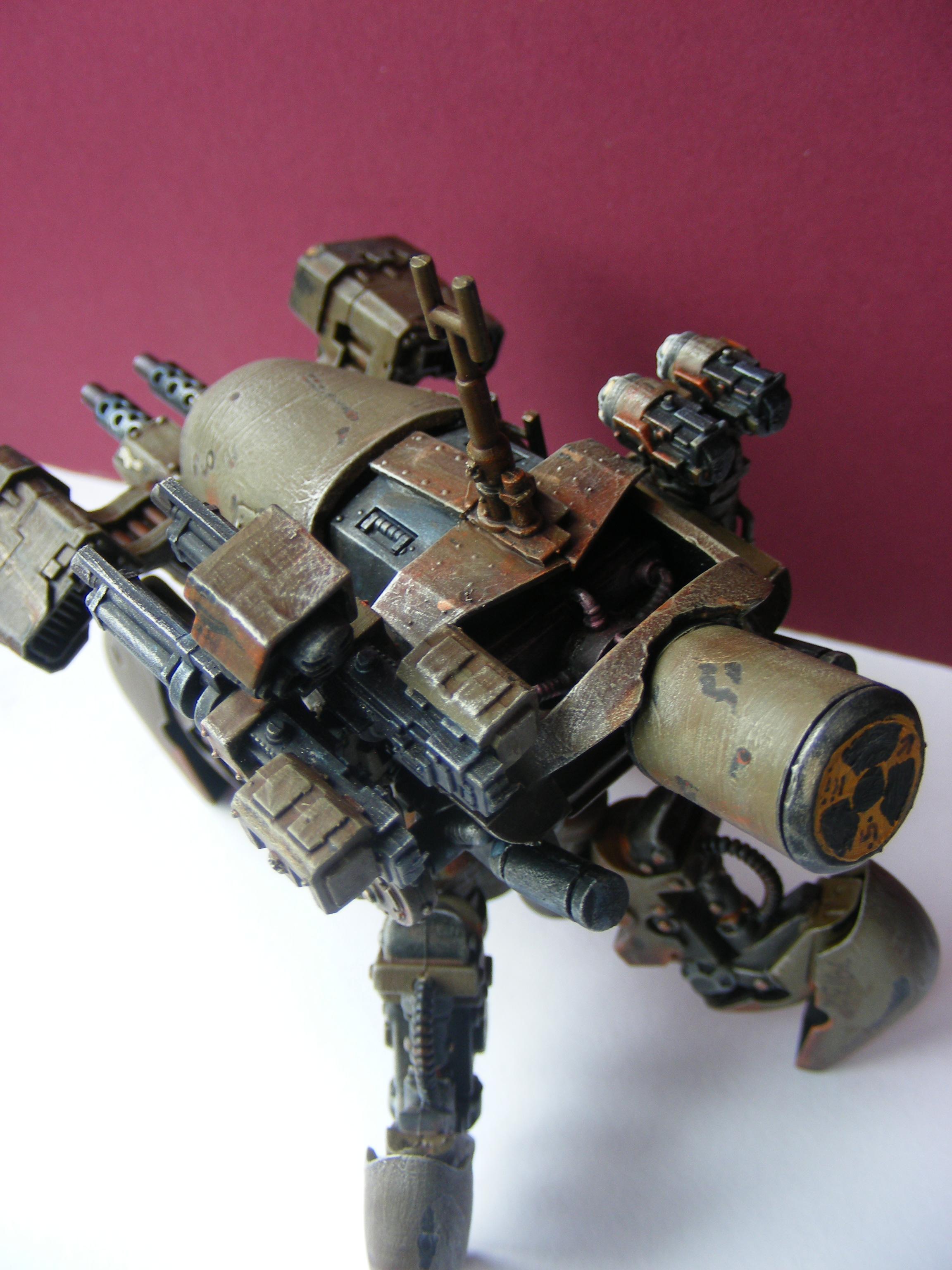 Eldar, Imperial Guard, Sentinel, Walker