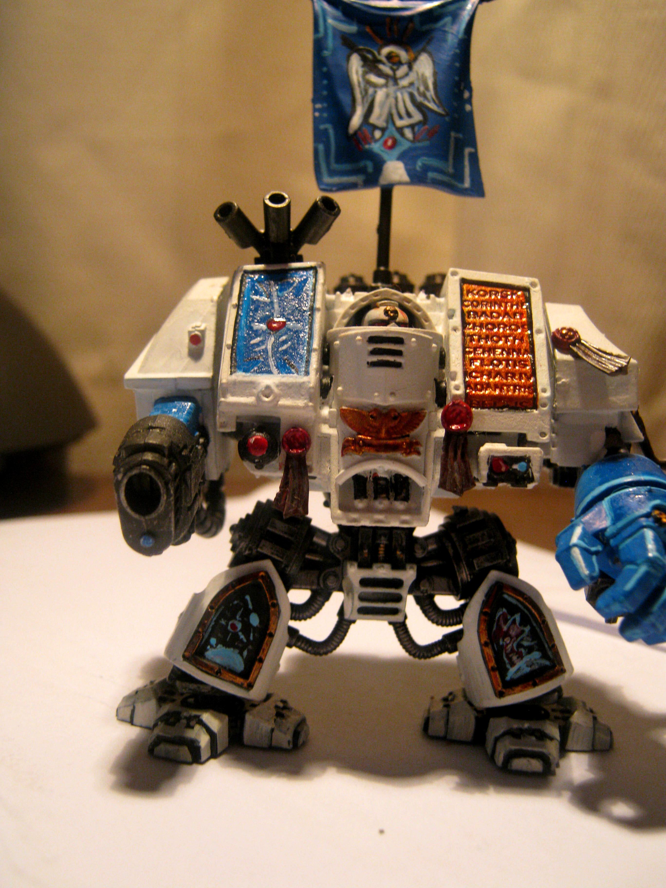 Dreadnought, Pre-heresy, Warhammer 40,000, World Eaters