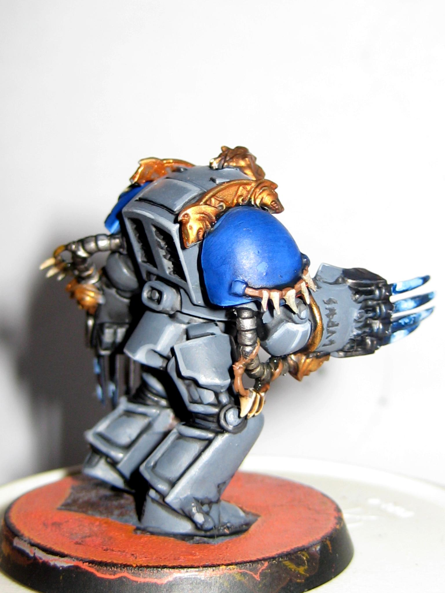 Space Wolves test