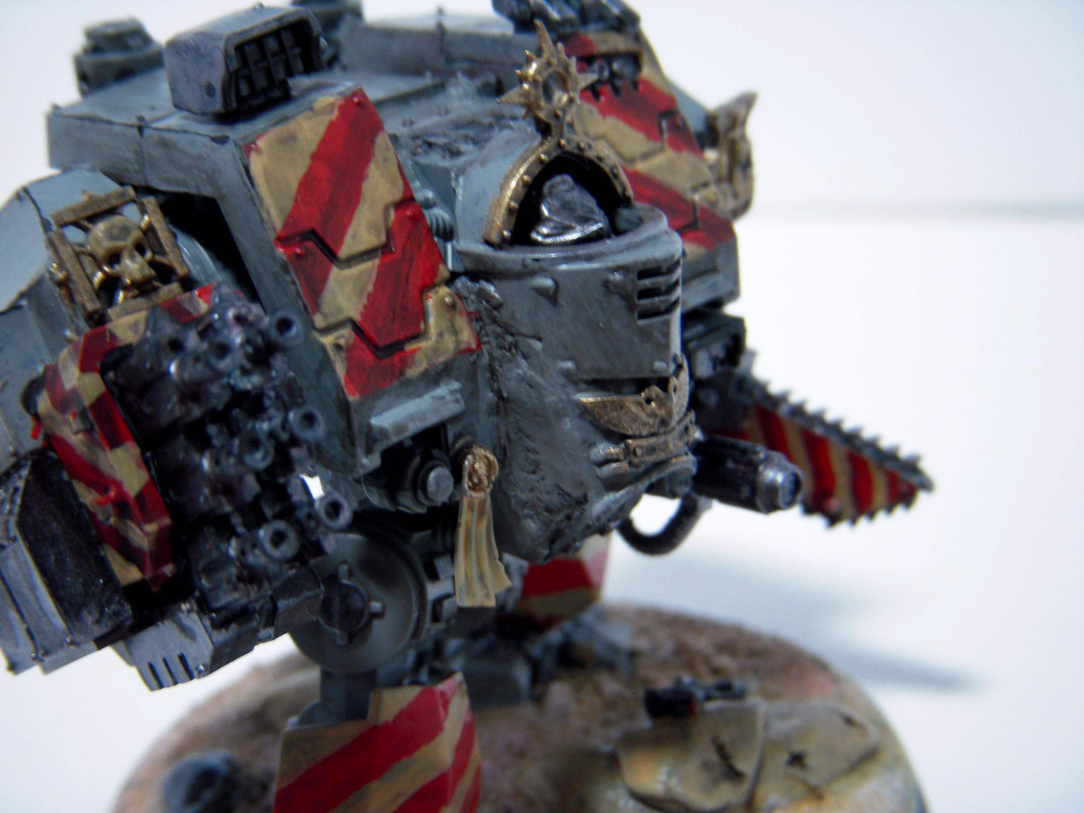 Dreadnought, Forge World, Ironclad, Space Marines, Warhammer 40,000