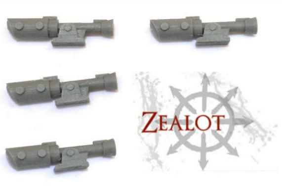 Zealot Games, Zealot Games - sniper scopes