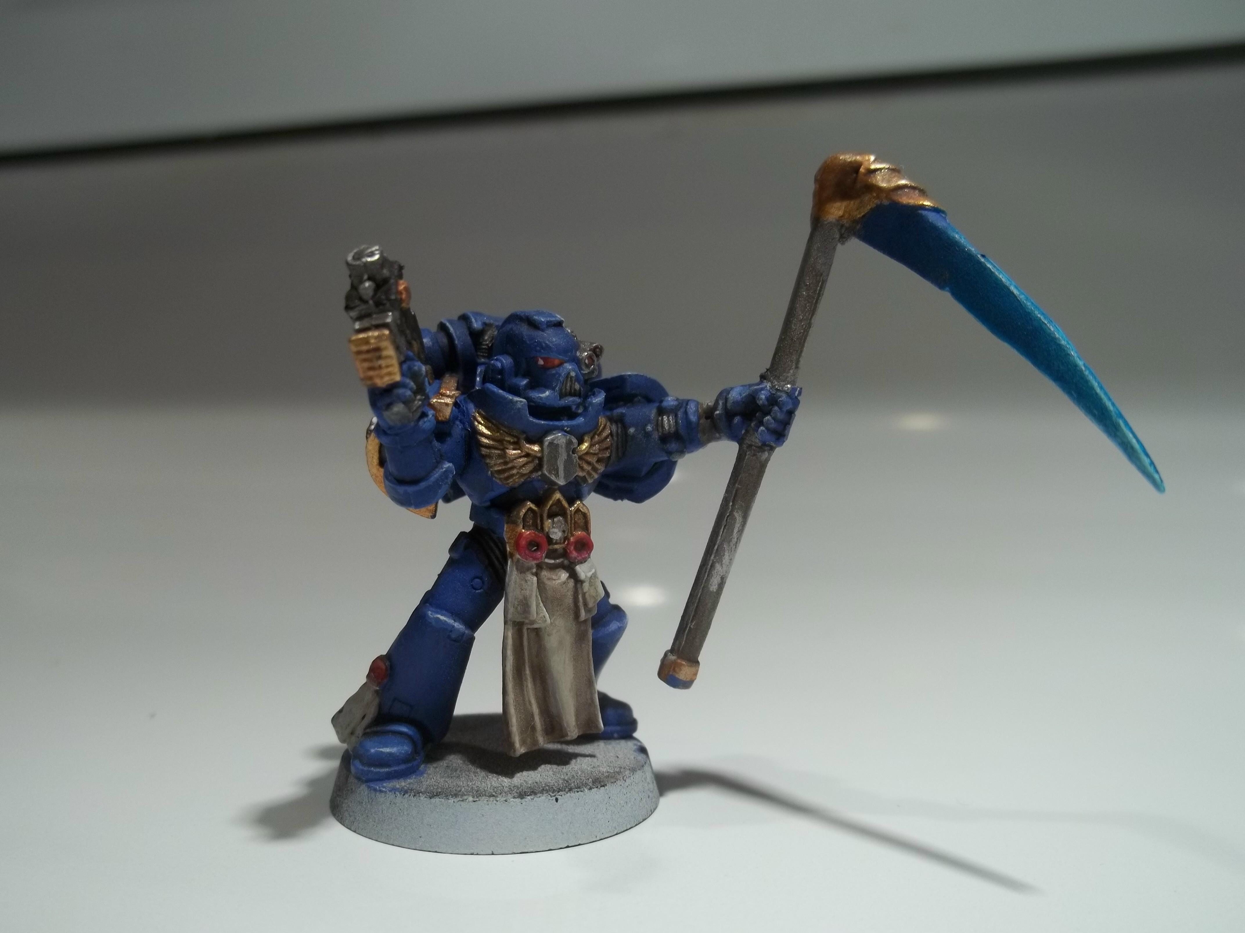 Power Weapon, Space Marines, Ultramarines