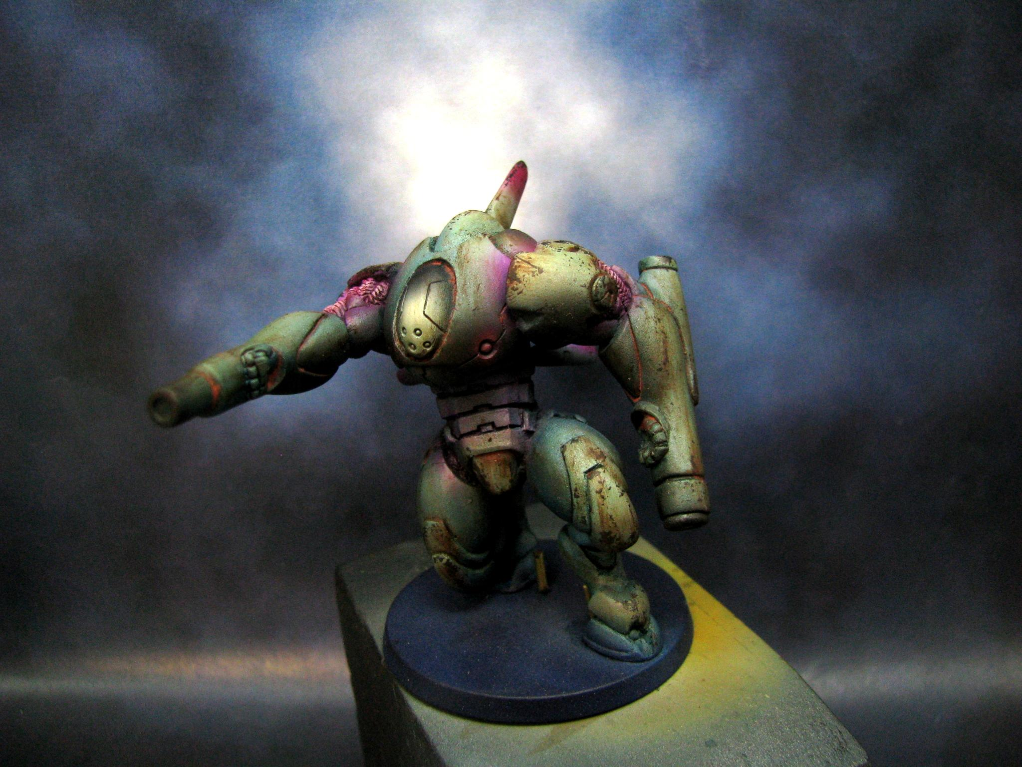Combined Army, Infinity, Object Source Lighting