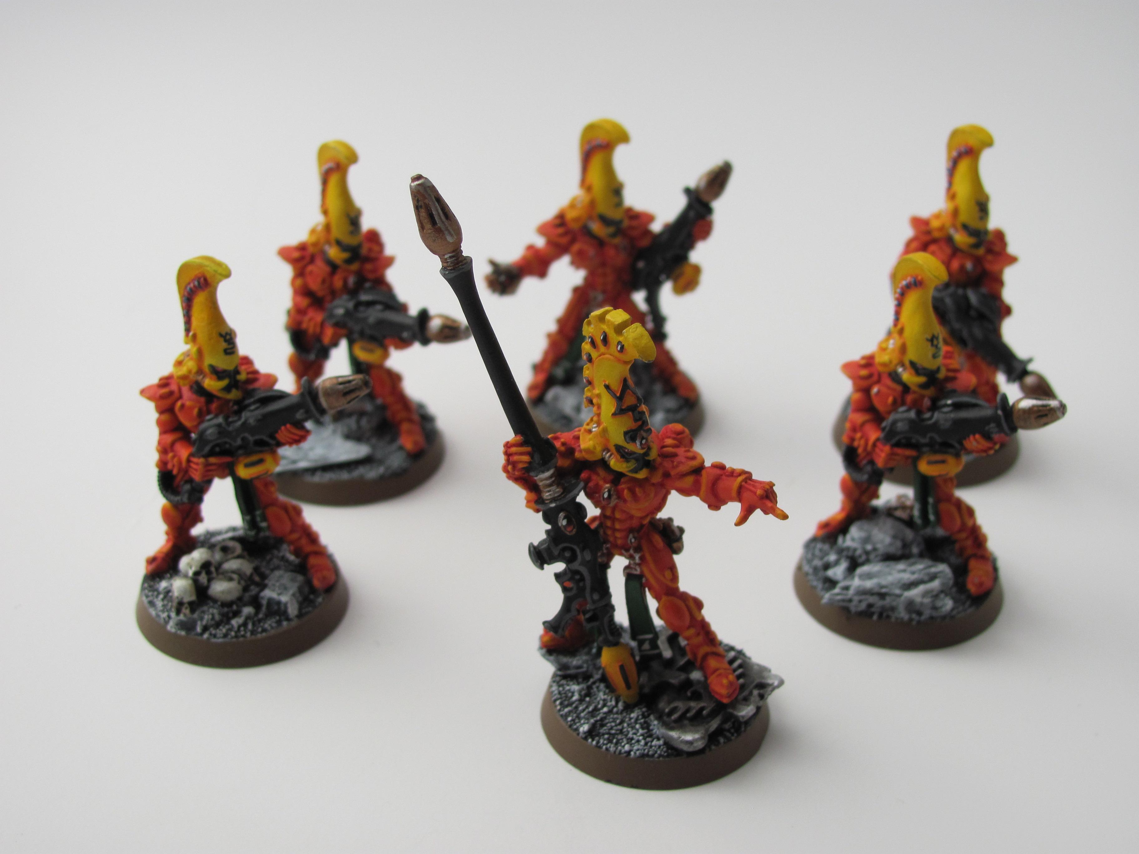 Biel-tan, Eldar, Fire Dragon, Warhammer 40,000