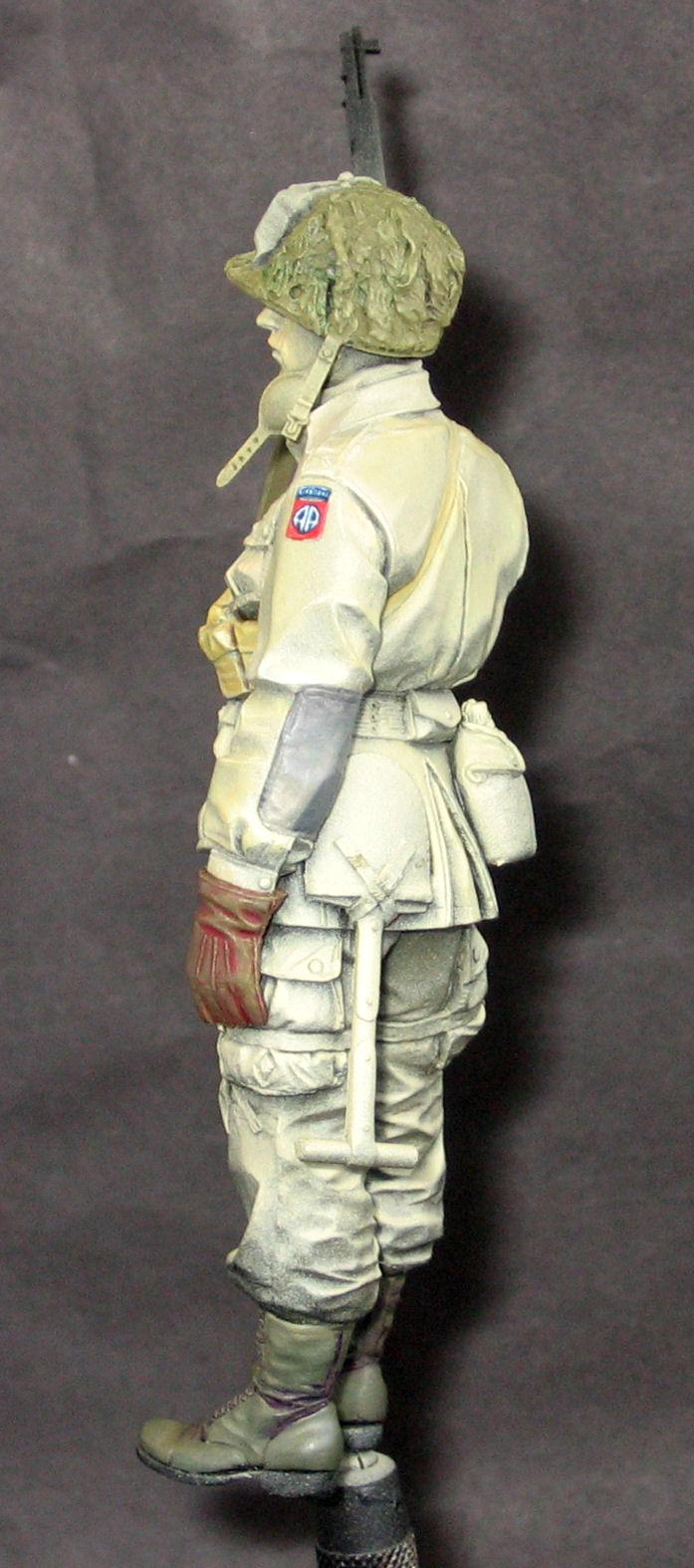 120mm, Airborne, Alpine, Us, World War 2