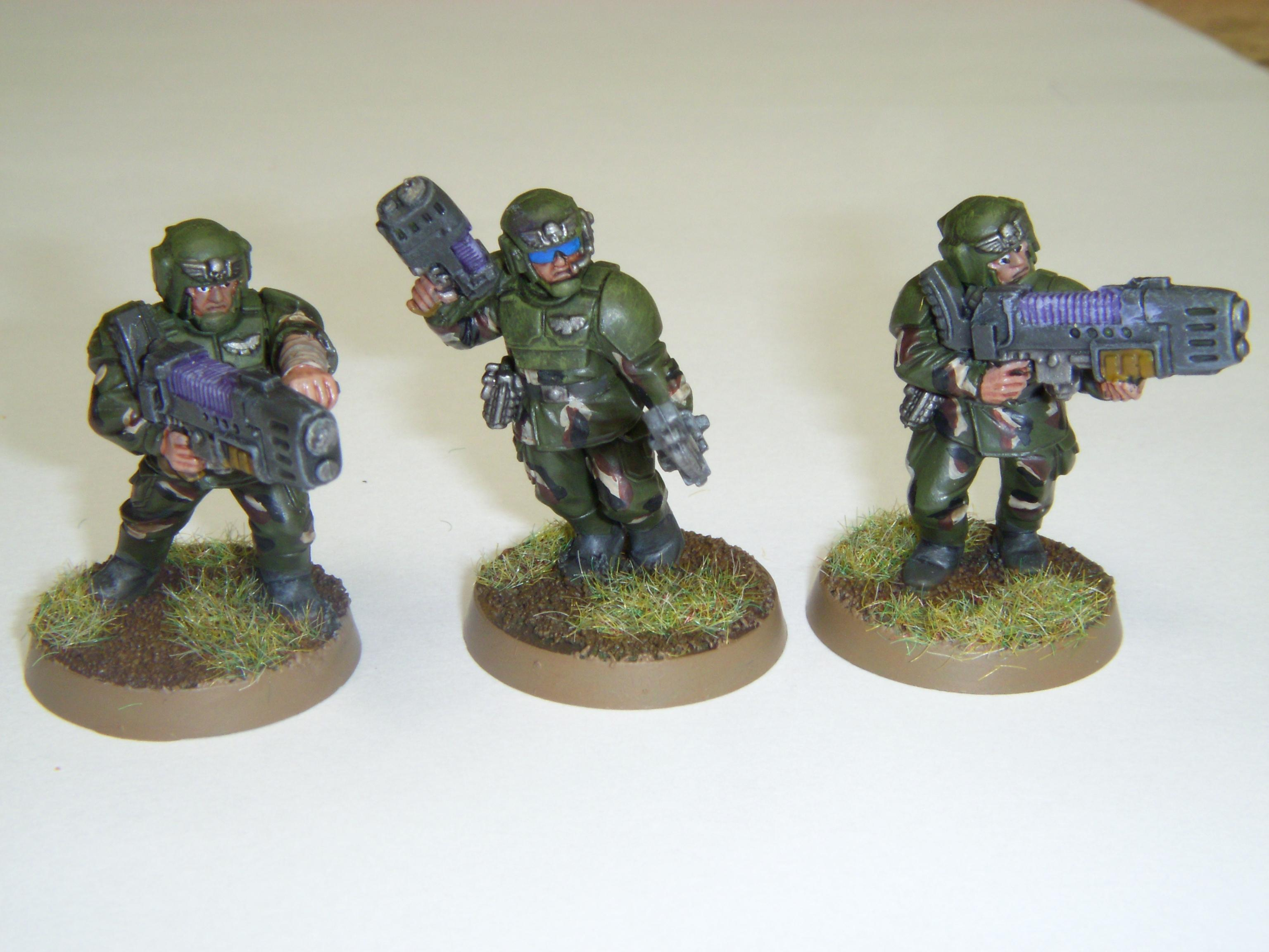 Cadians, Imperial Guard, Imperial Guard Cadian
