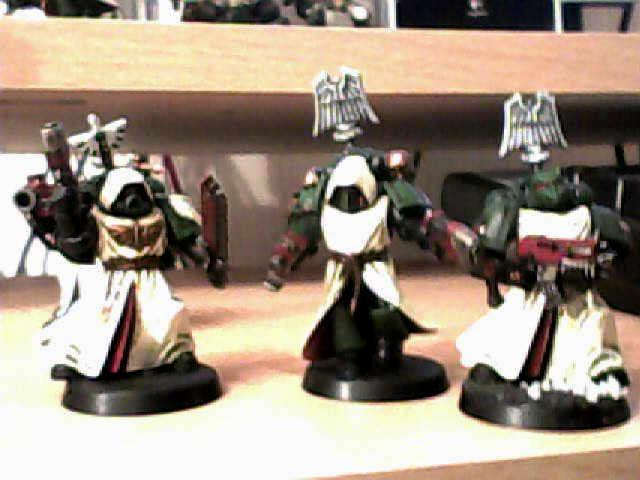 28mm Figures, Acrylic Paints, Dark Angels, Military Minitures, Veteran, Wargame Minitures, Warhammer Figures