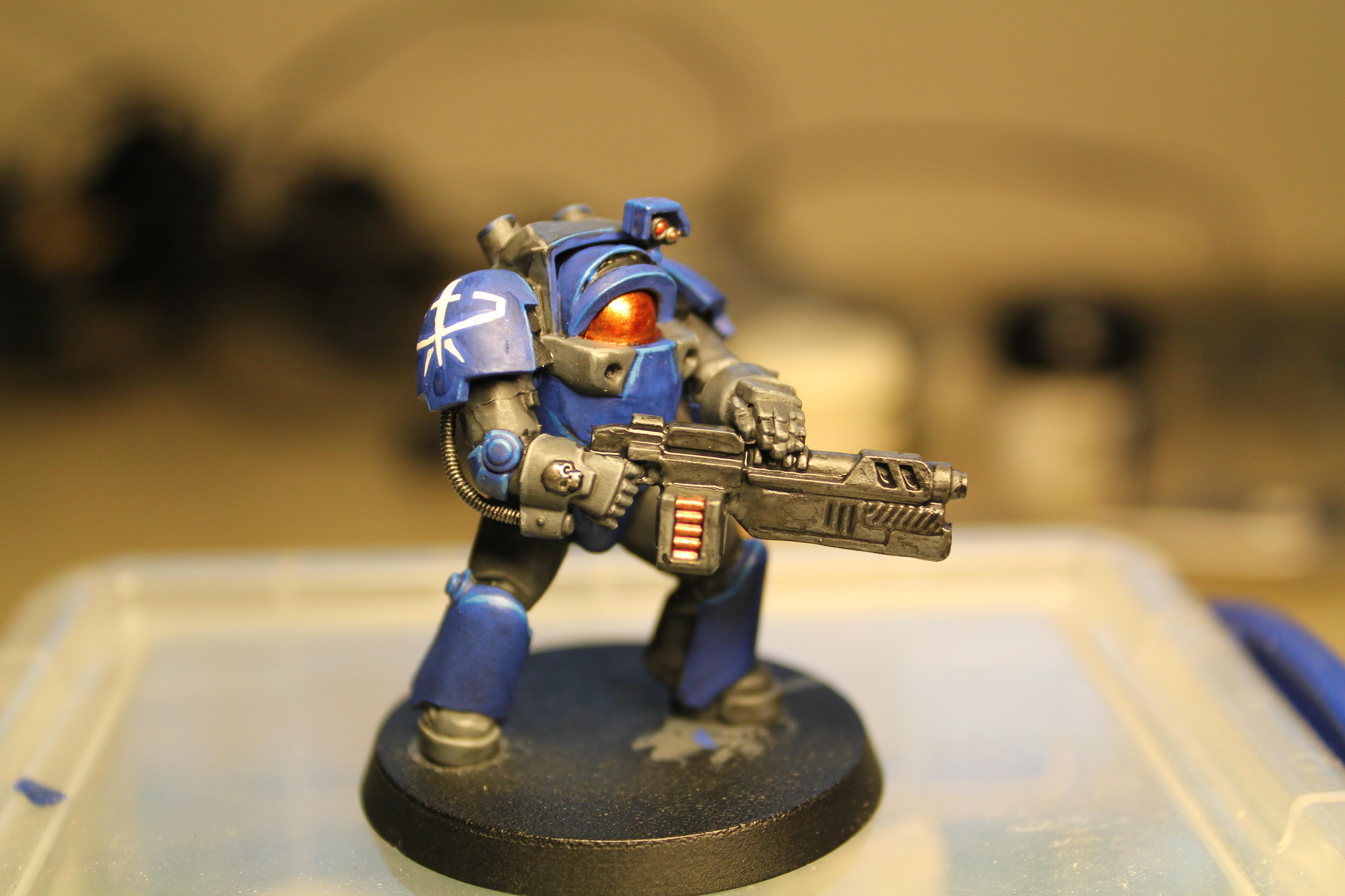 Deathwing, Sc2, Starcraft, Terminator Armor, Terran