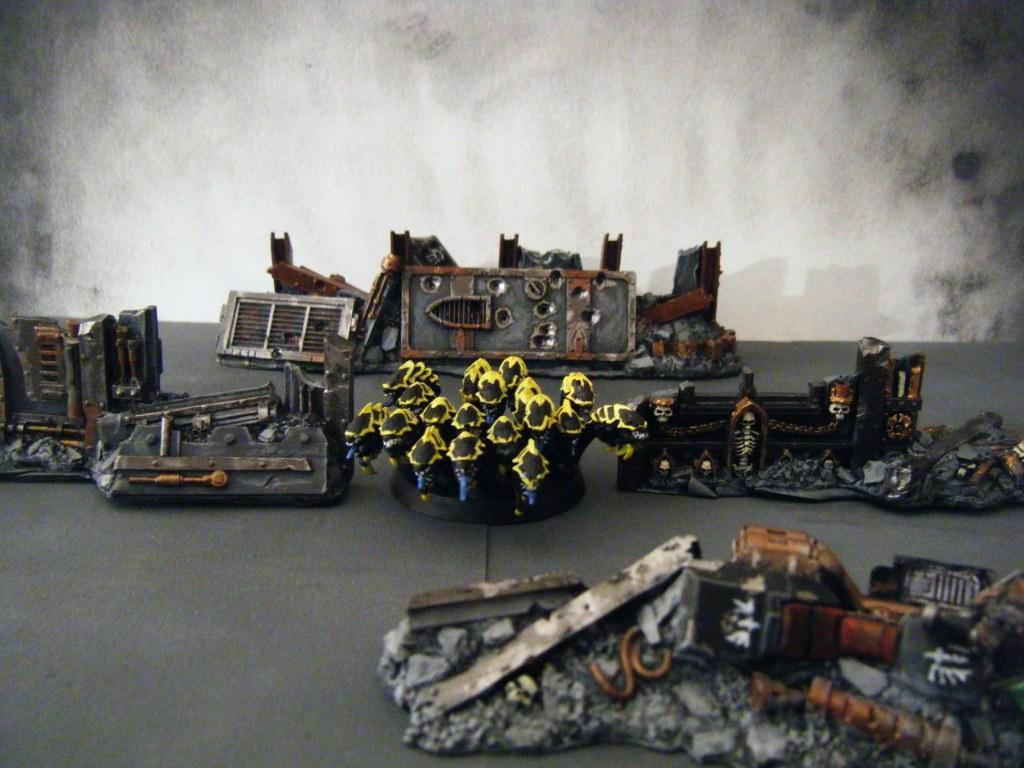 Ripper, Ripper Swarm, Tyranide, Tyranides, Tyranids, Vorace, Voraces, Wasp