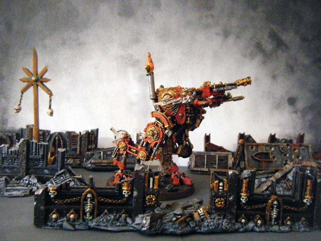 Astartes, Berserk, Berzerk, Chaos, Chaos Space Marines, Dreadnought, Khorne, Machine De Pénitence, Penitent Engine, Space Marines, Space Marines Du Chaos, World Eaters