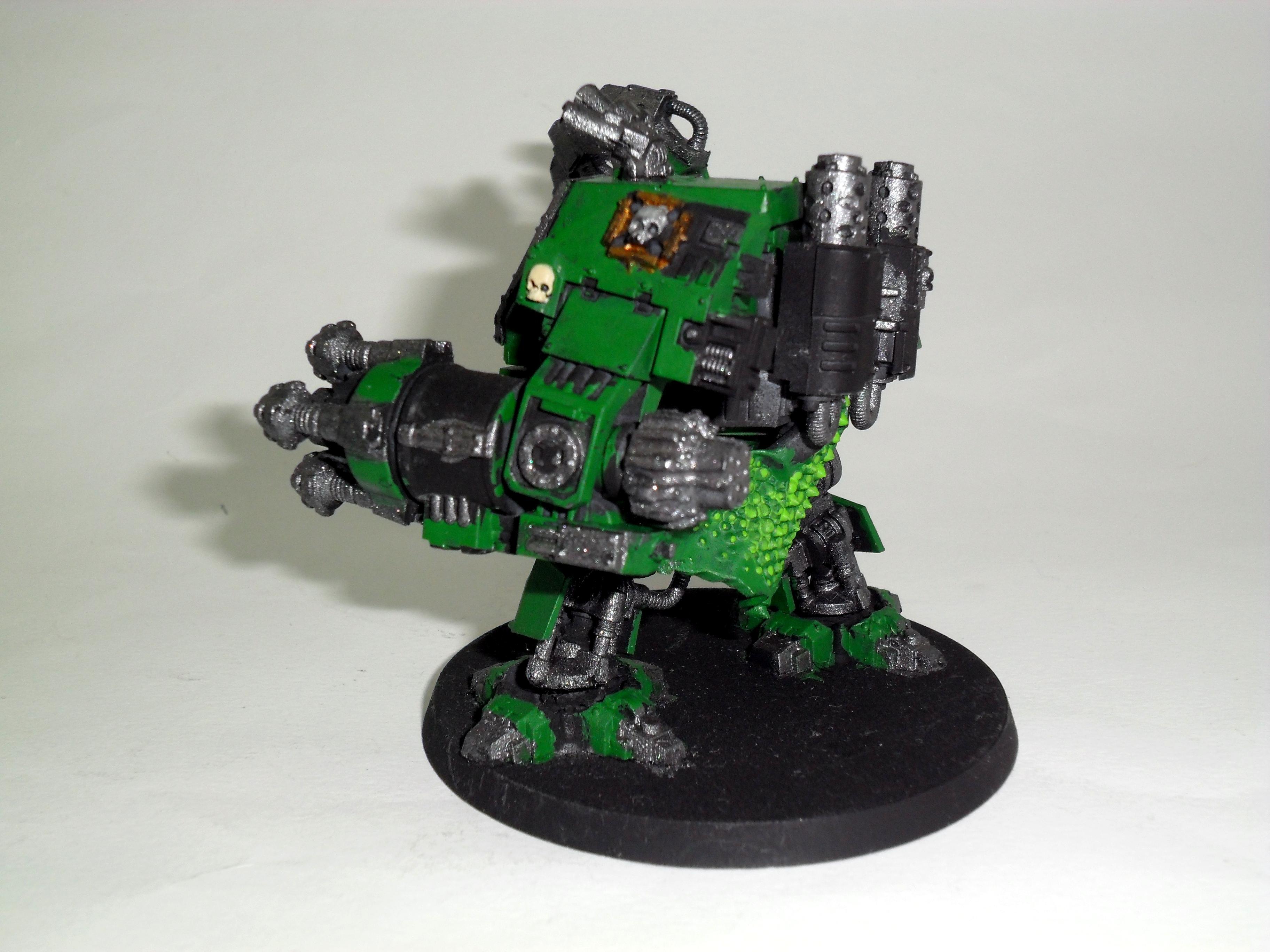 Salamander, Dread - Ironclad 08