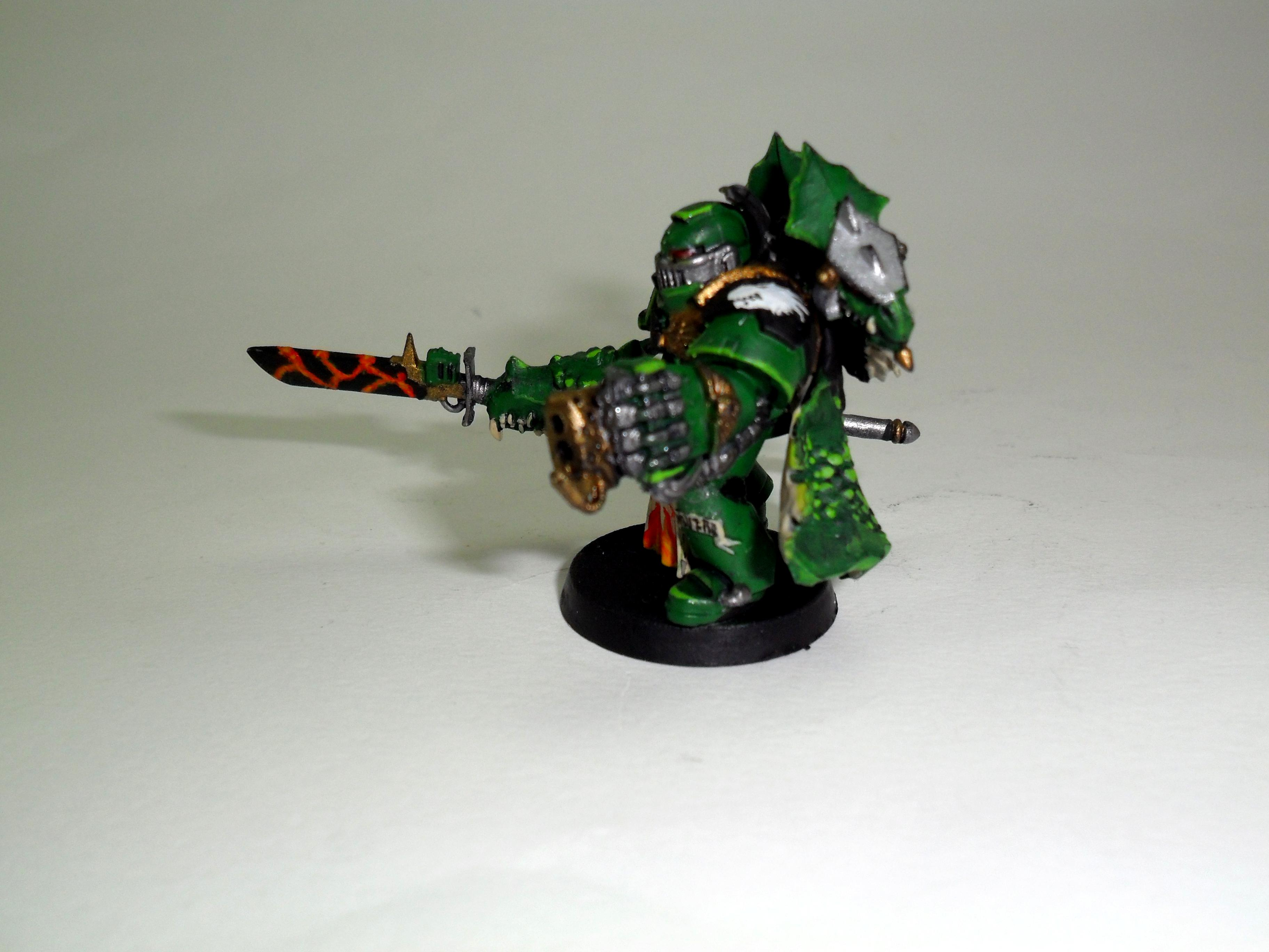 Salamander, Vulkan He'stan 010