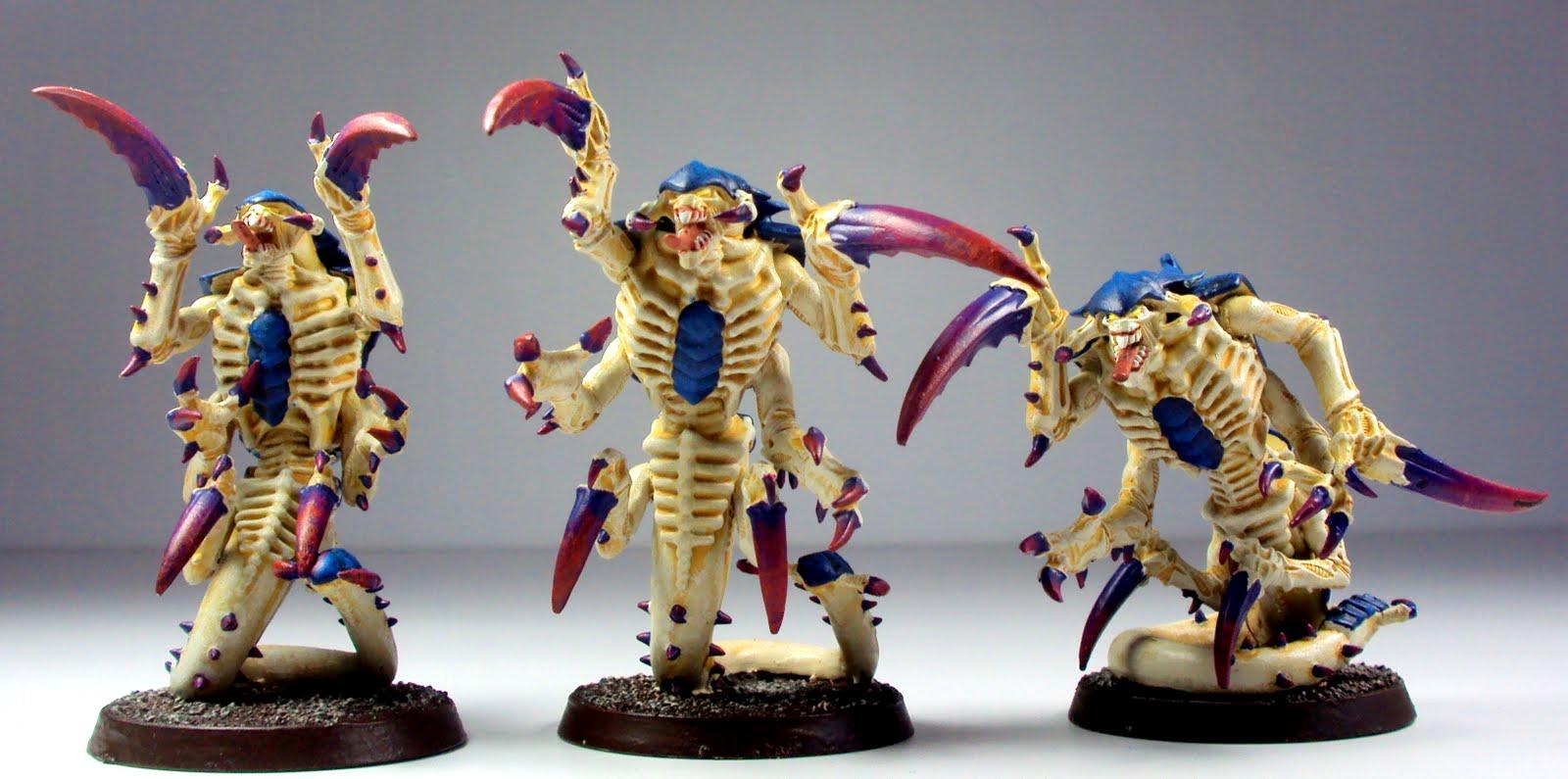 Games Workshop, Raveners, Tyranids, Warhammer 40,000