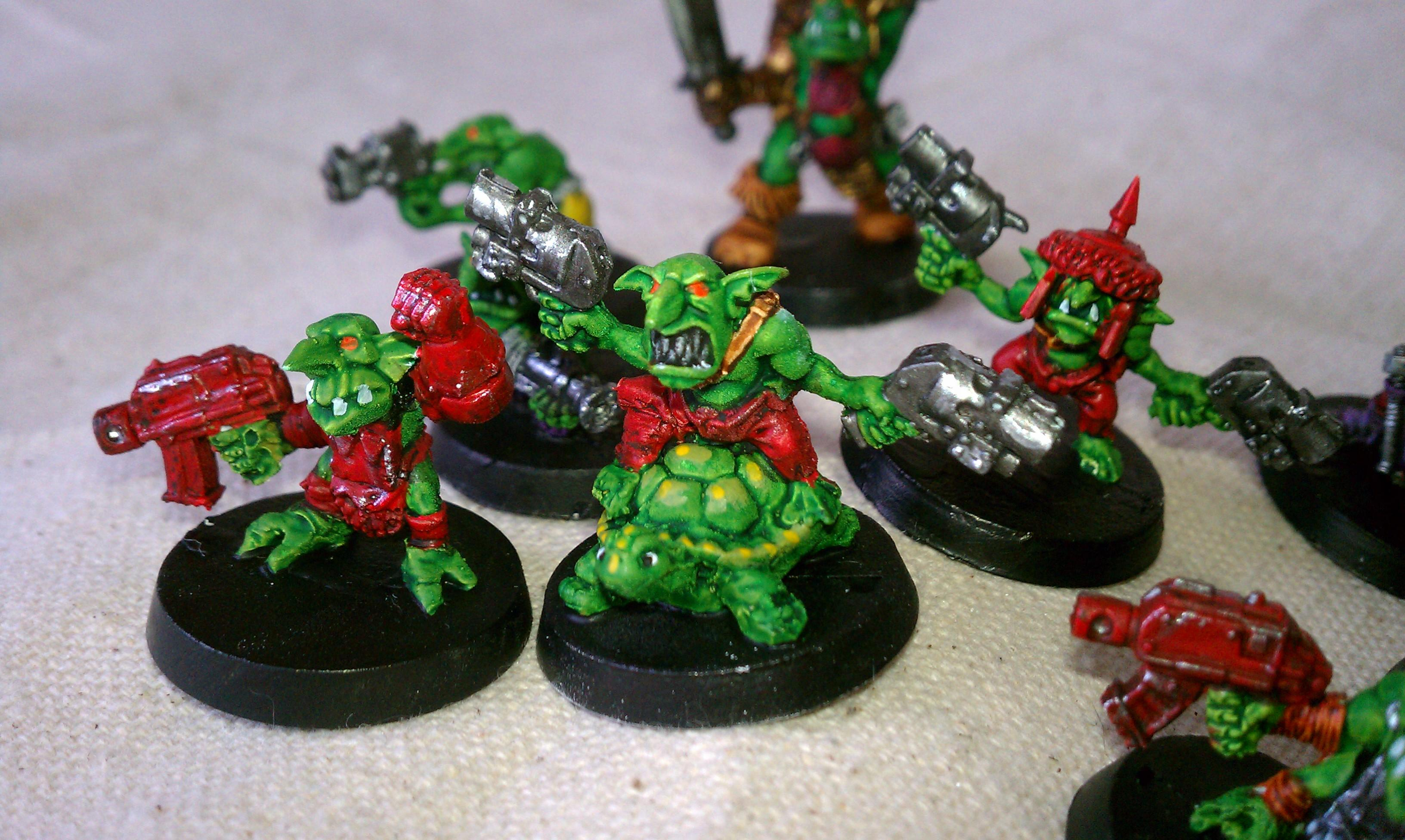 Grots, Orks, Turtle