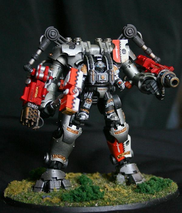 Dreadknight, Grey Knights, Nemesis
