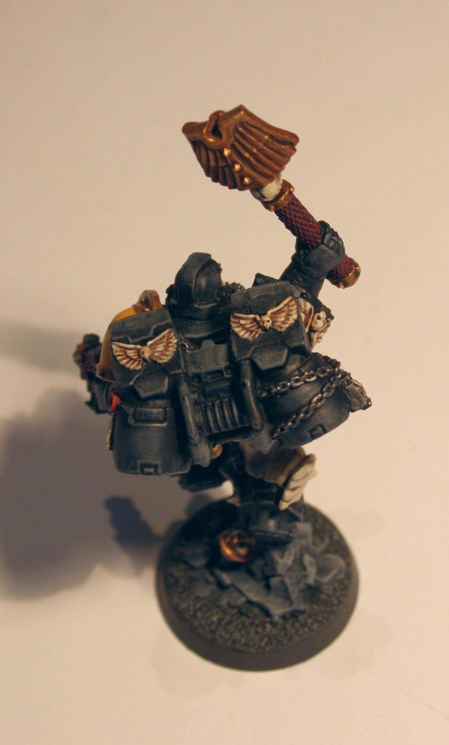Chaplain, Imperial Fists