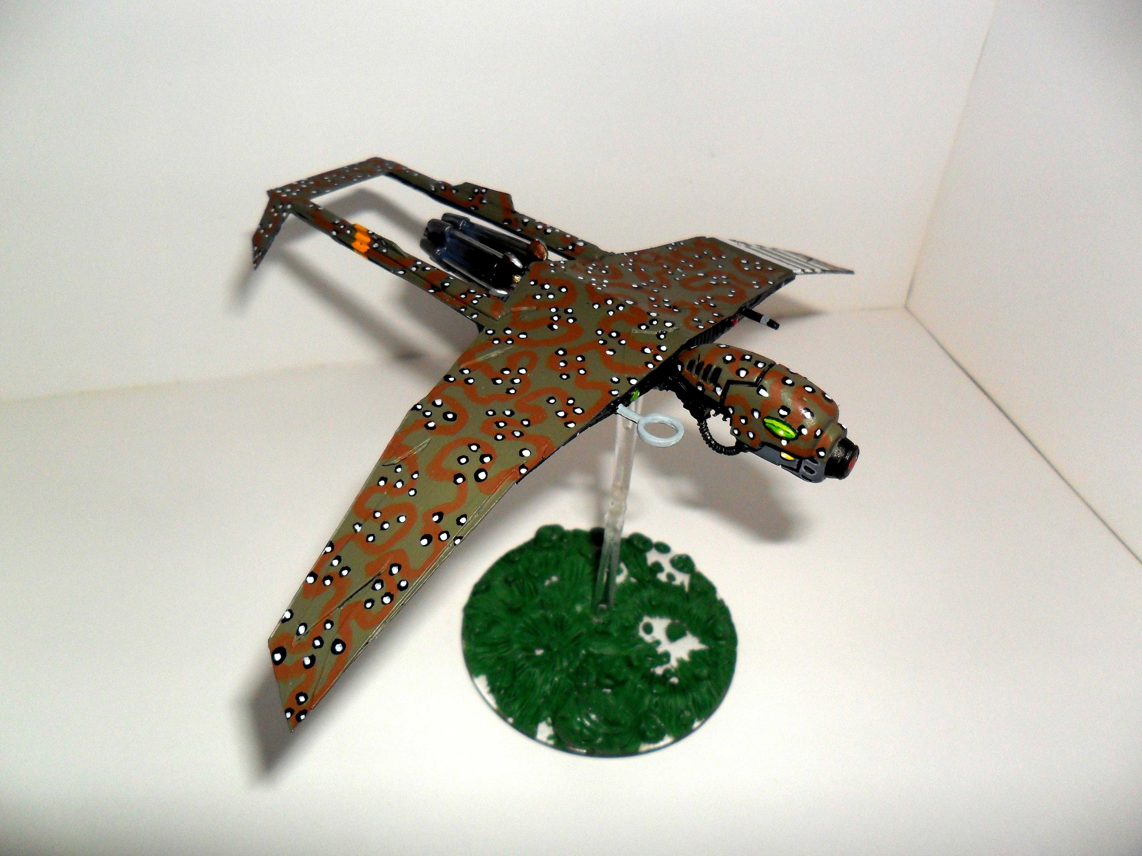Drone, Flyer, Imperial Guard, Predator