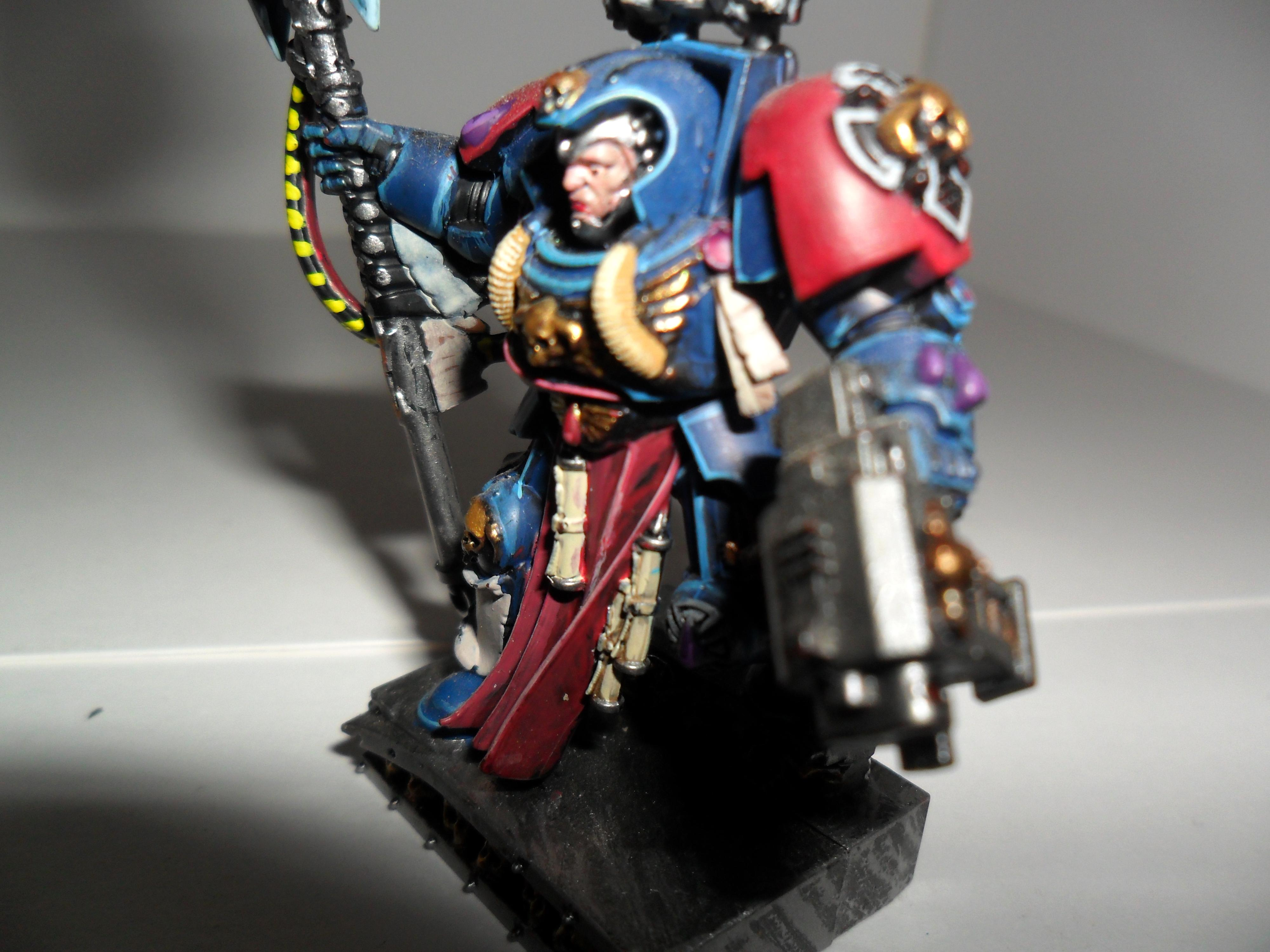 Space Marines, Librarian