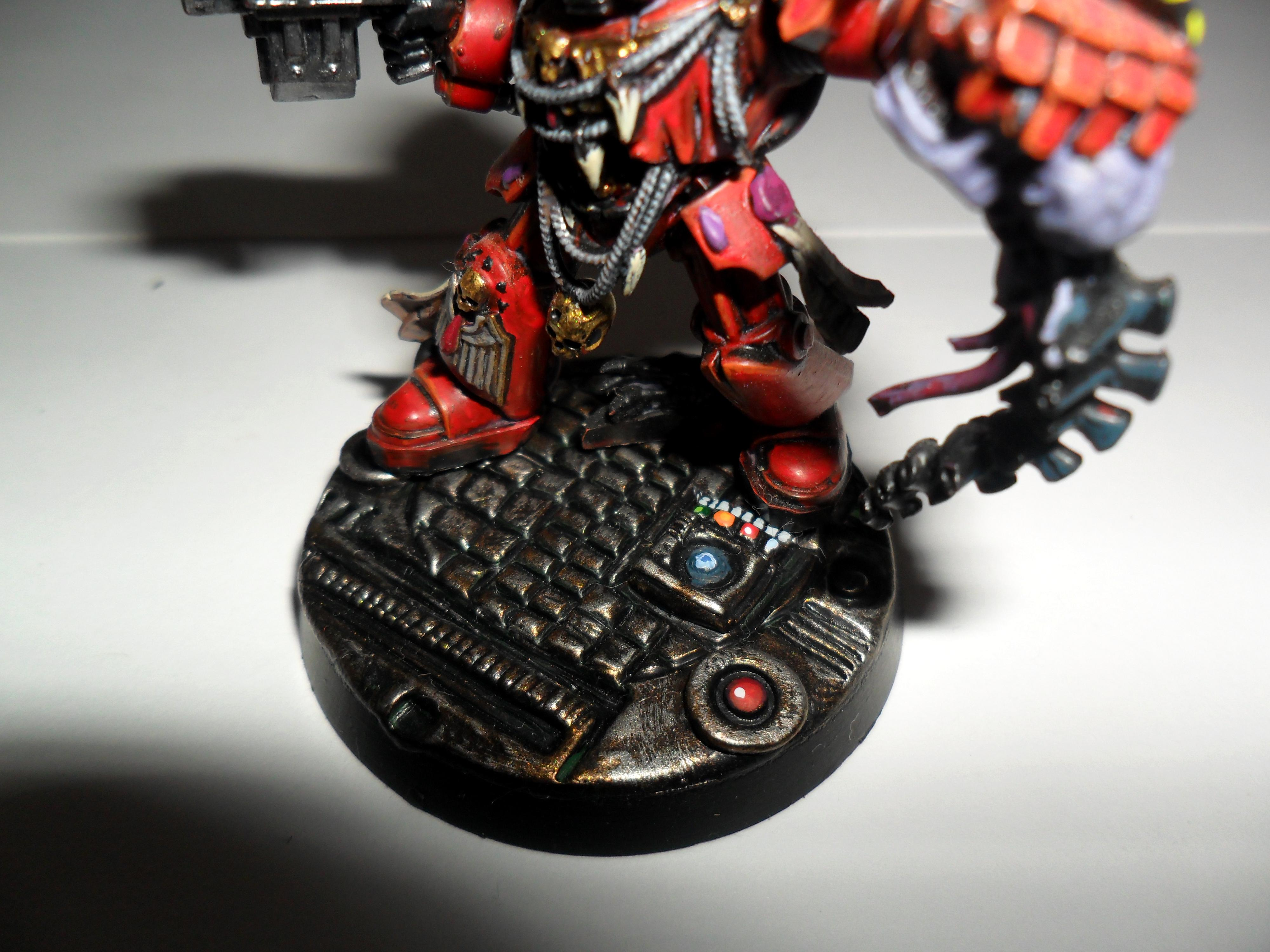 Space Marines, Terminator Base