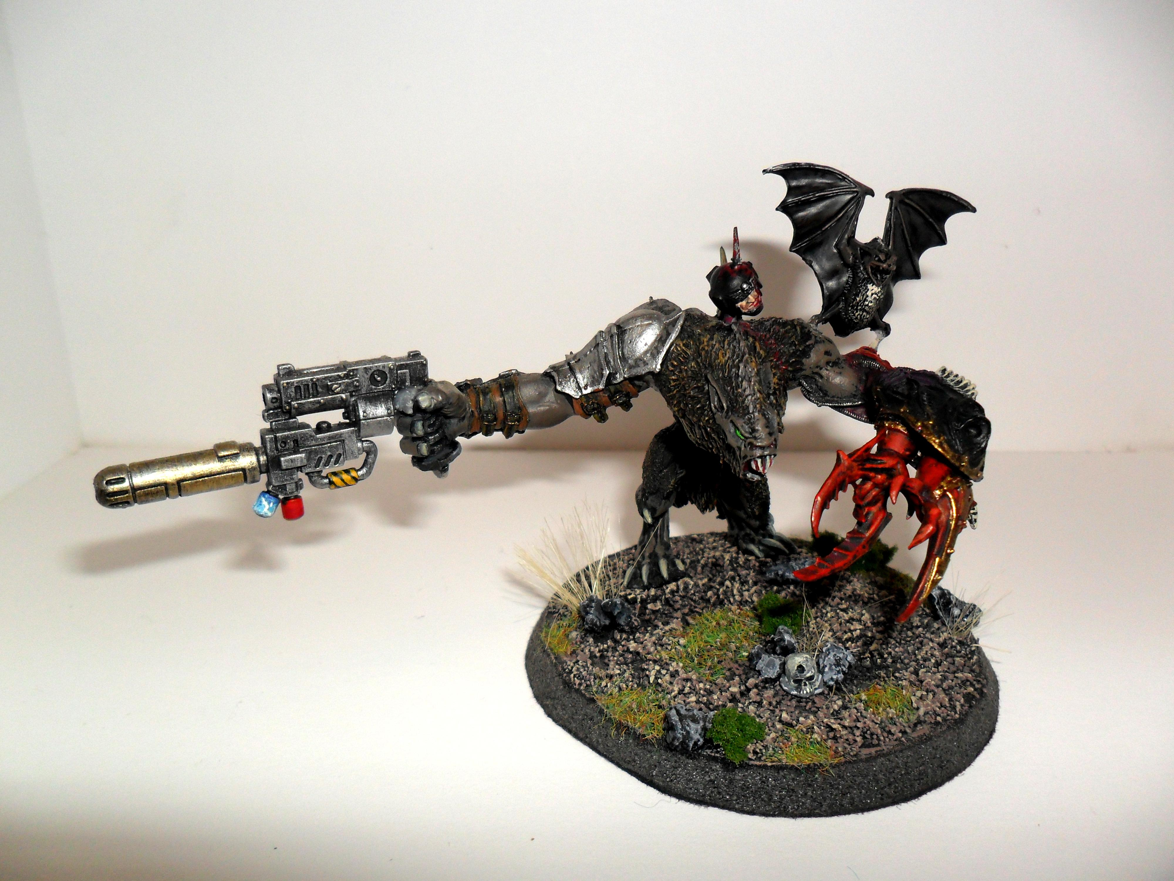 40k Vargulf, Chaos Space Marines