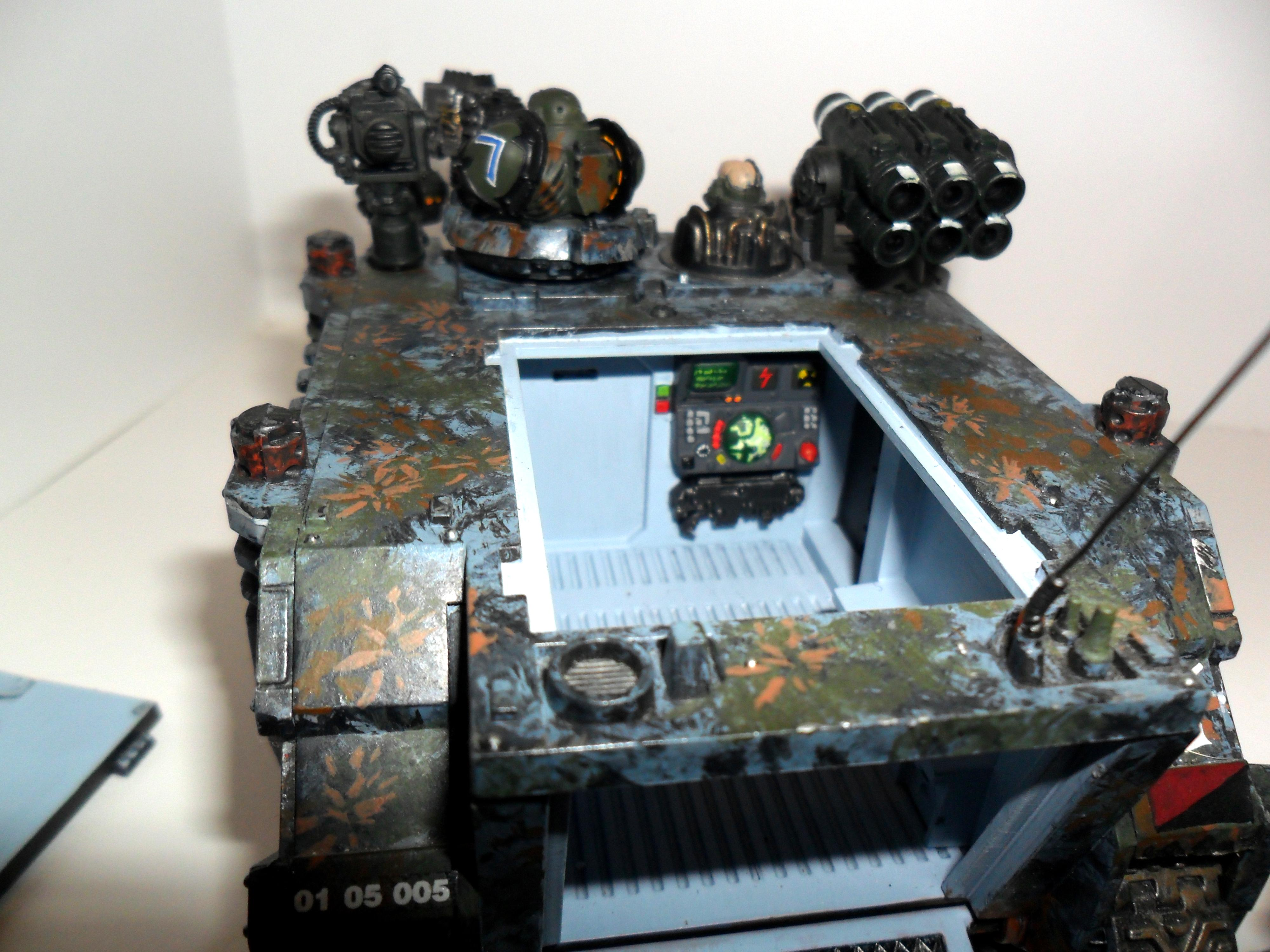 Chaos Space Marines, Tank