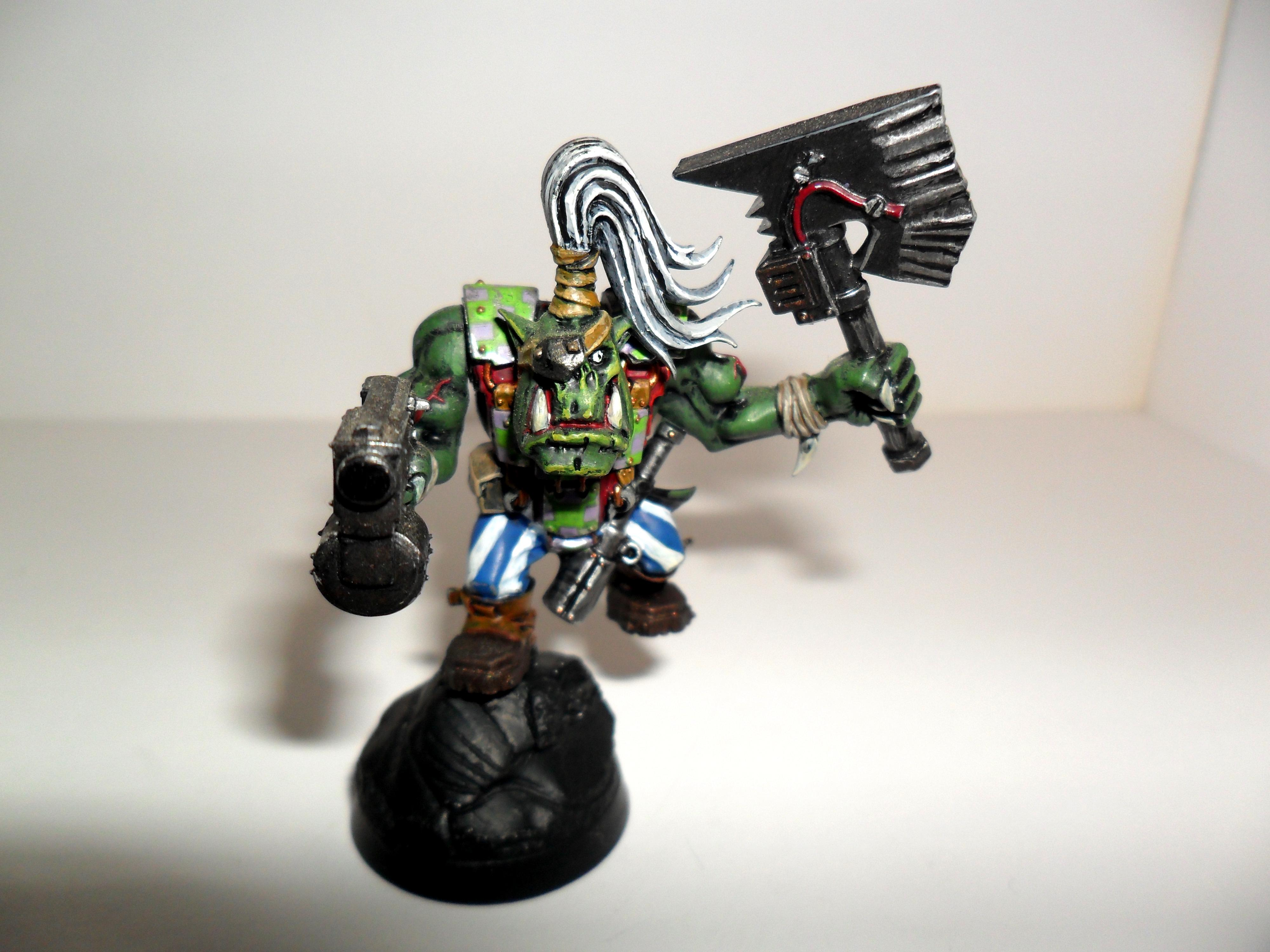 Orcs, Orks, mean green machine