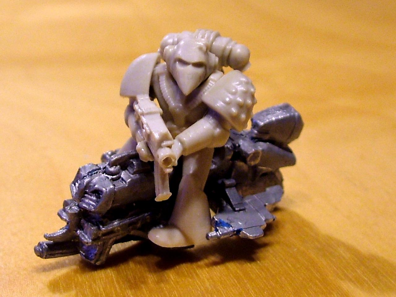 Jetbike, Rogue Trader, Space Marines