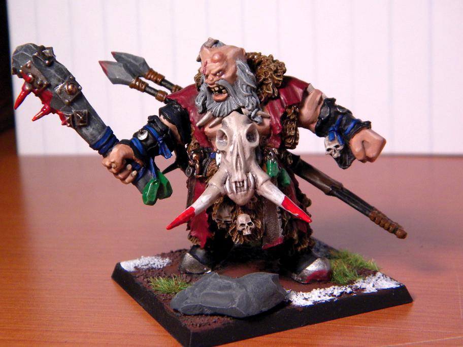 Deathmaw, Hunter, Kingdom, Ogres