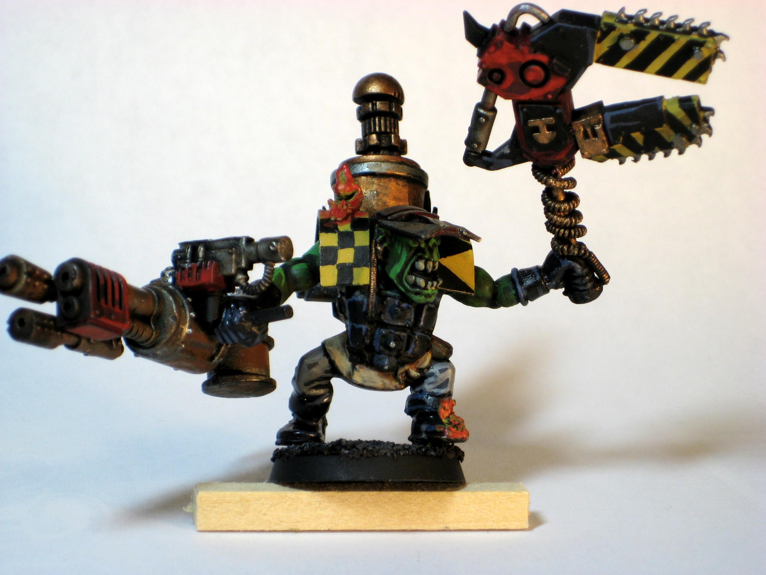 Mekboy, Orks, Ork Mek 2