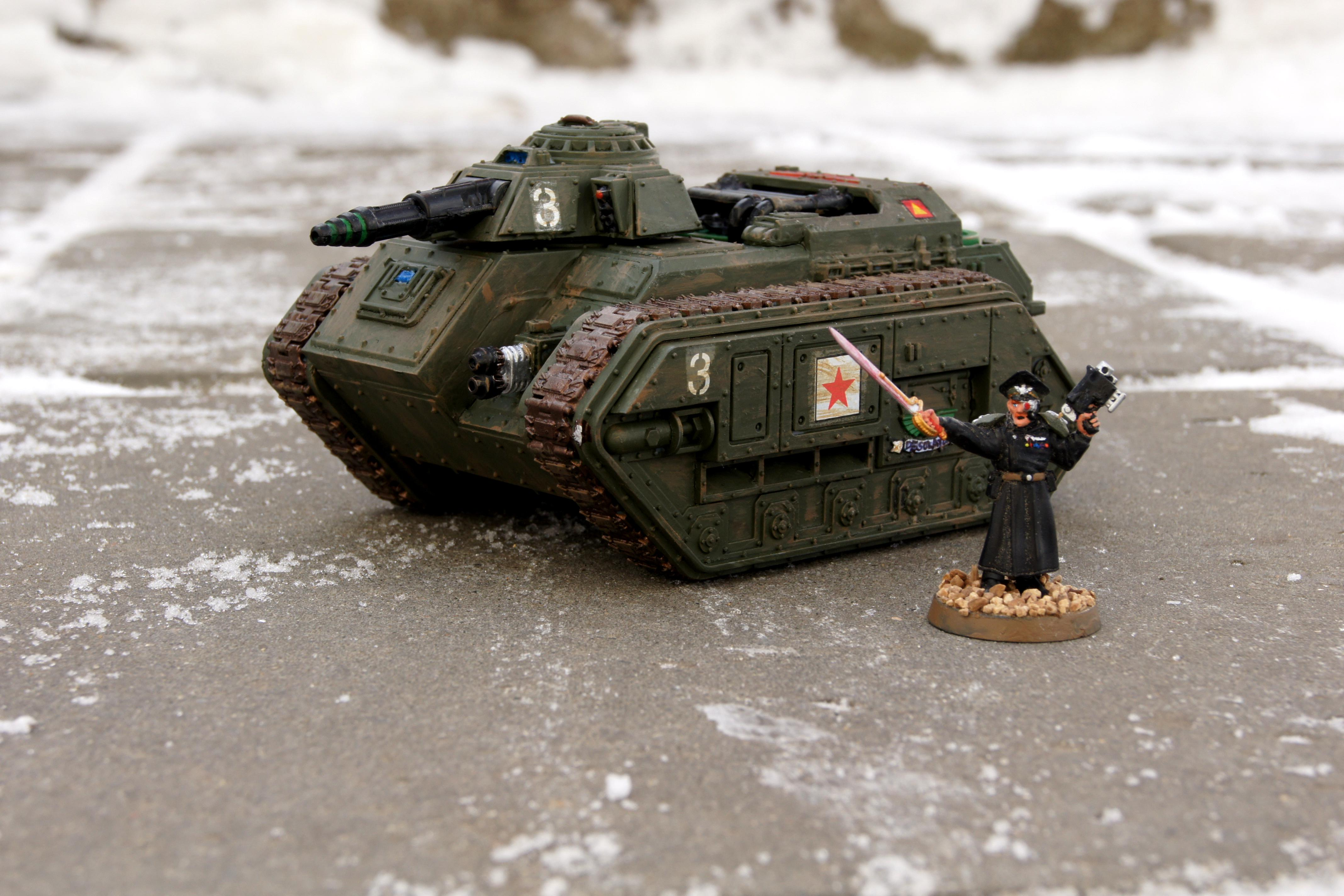 Astra Militarum, Bane Wolf, Imperial Guard