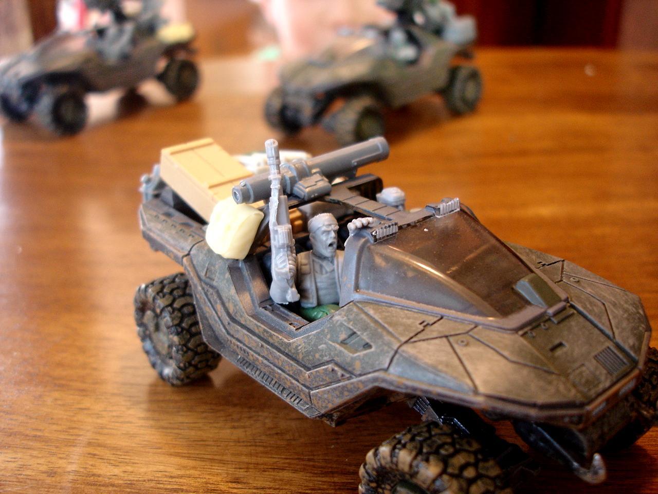 Catachan, Halo, Imperial Guard, Jeep, Land Runner, Warhammer 40,000, Warhammer Fantasy, Warthog
