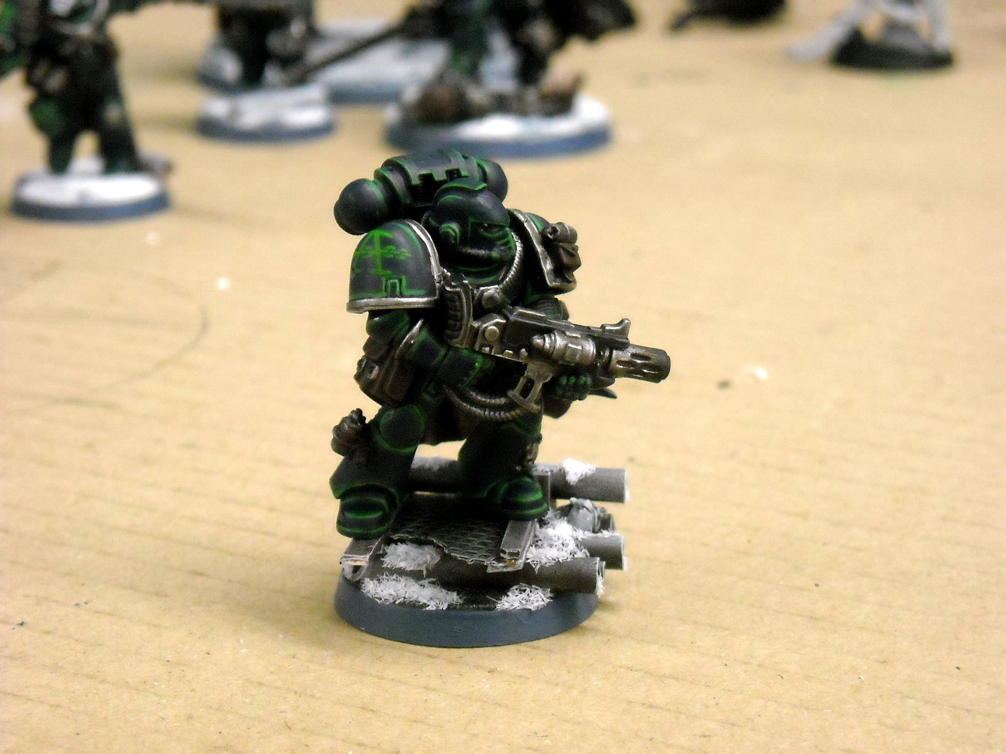 Alpha Legion, Pre Heresy, Space Marines