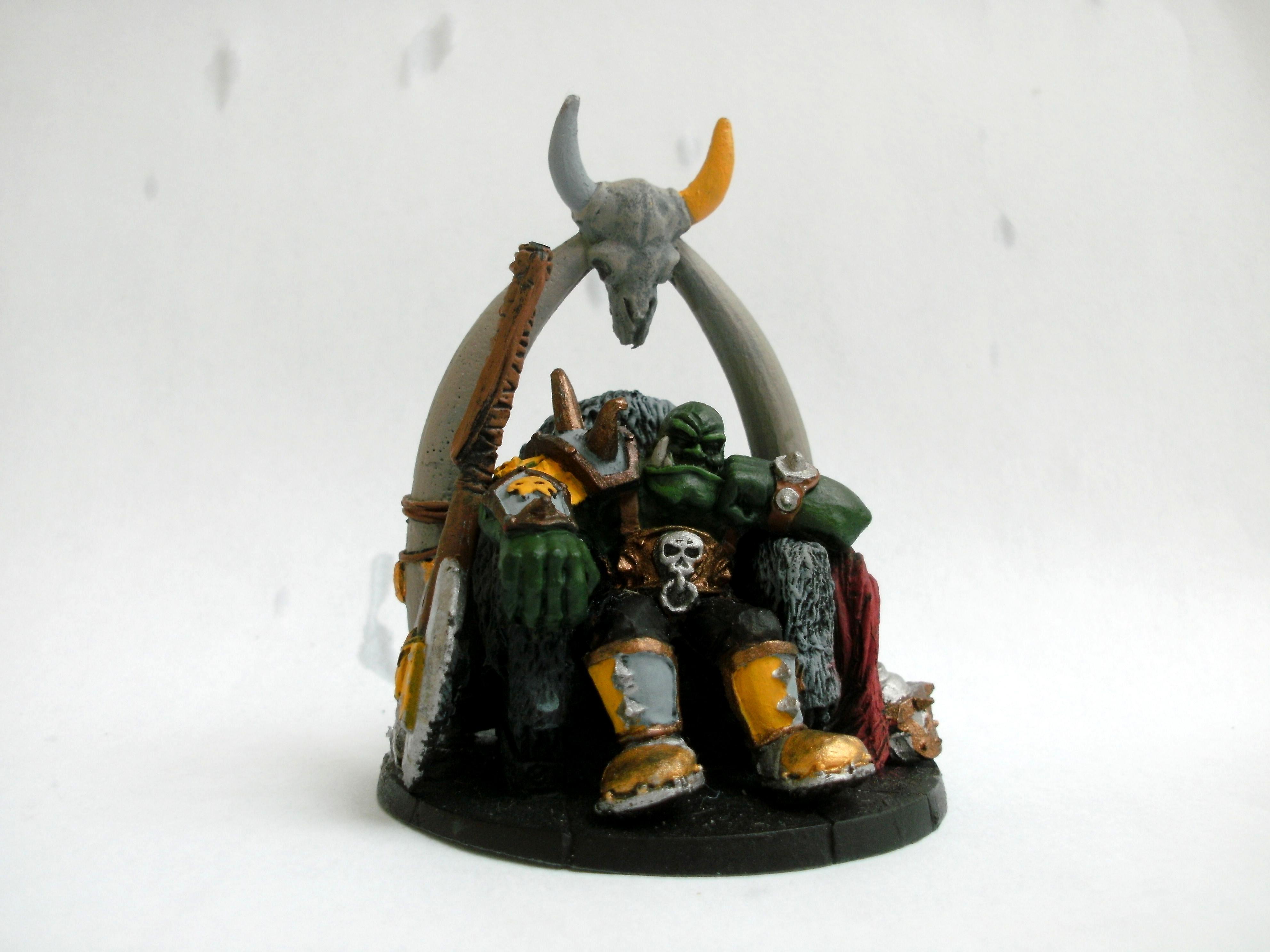 2011, Adepticon, Orcs, Waaagh Dakka
