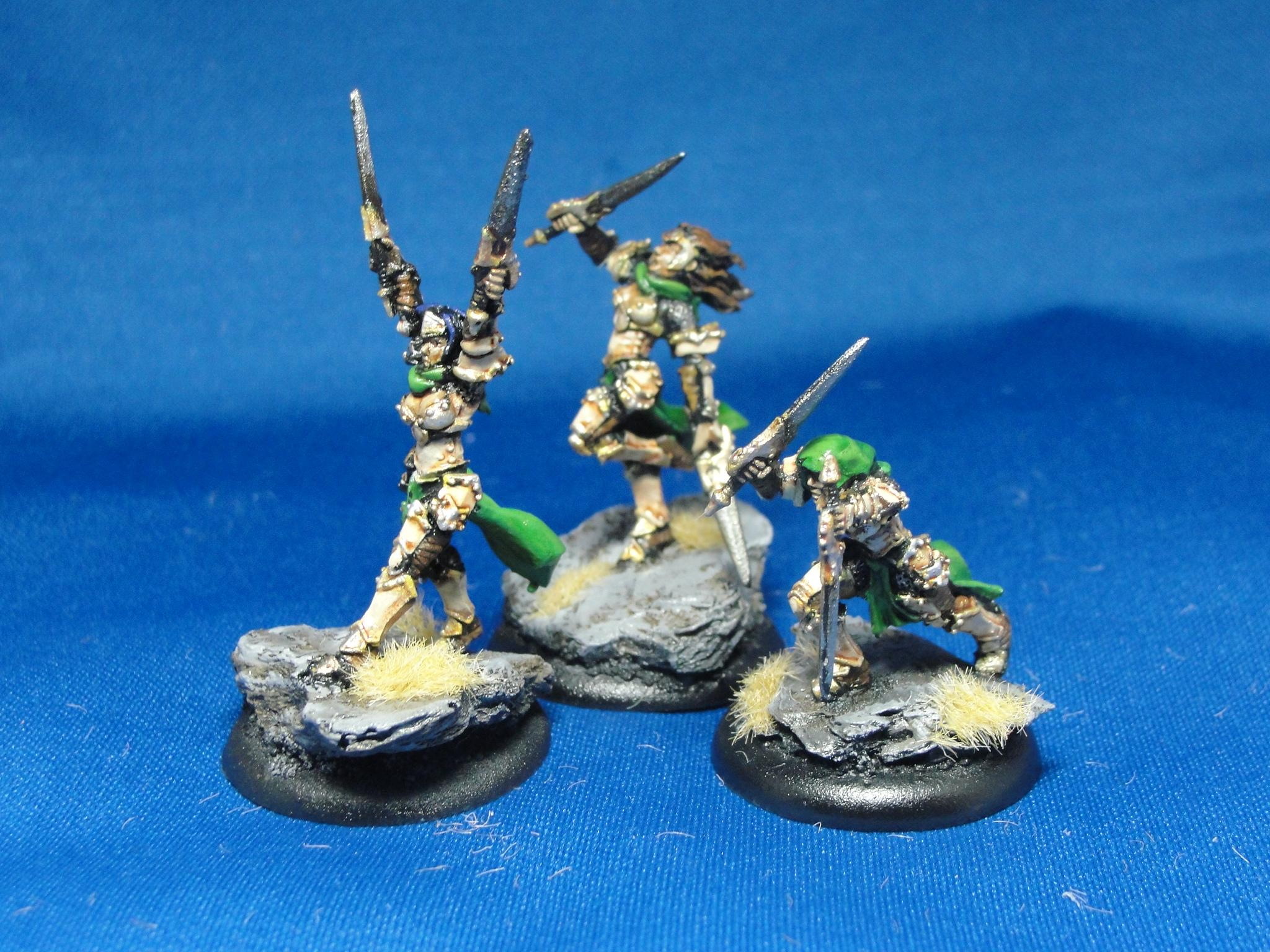 Warmachine, Protectorate of Menoth, Daughters of the Flame