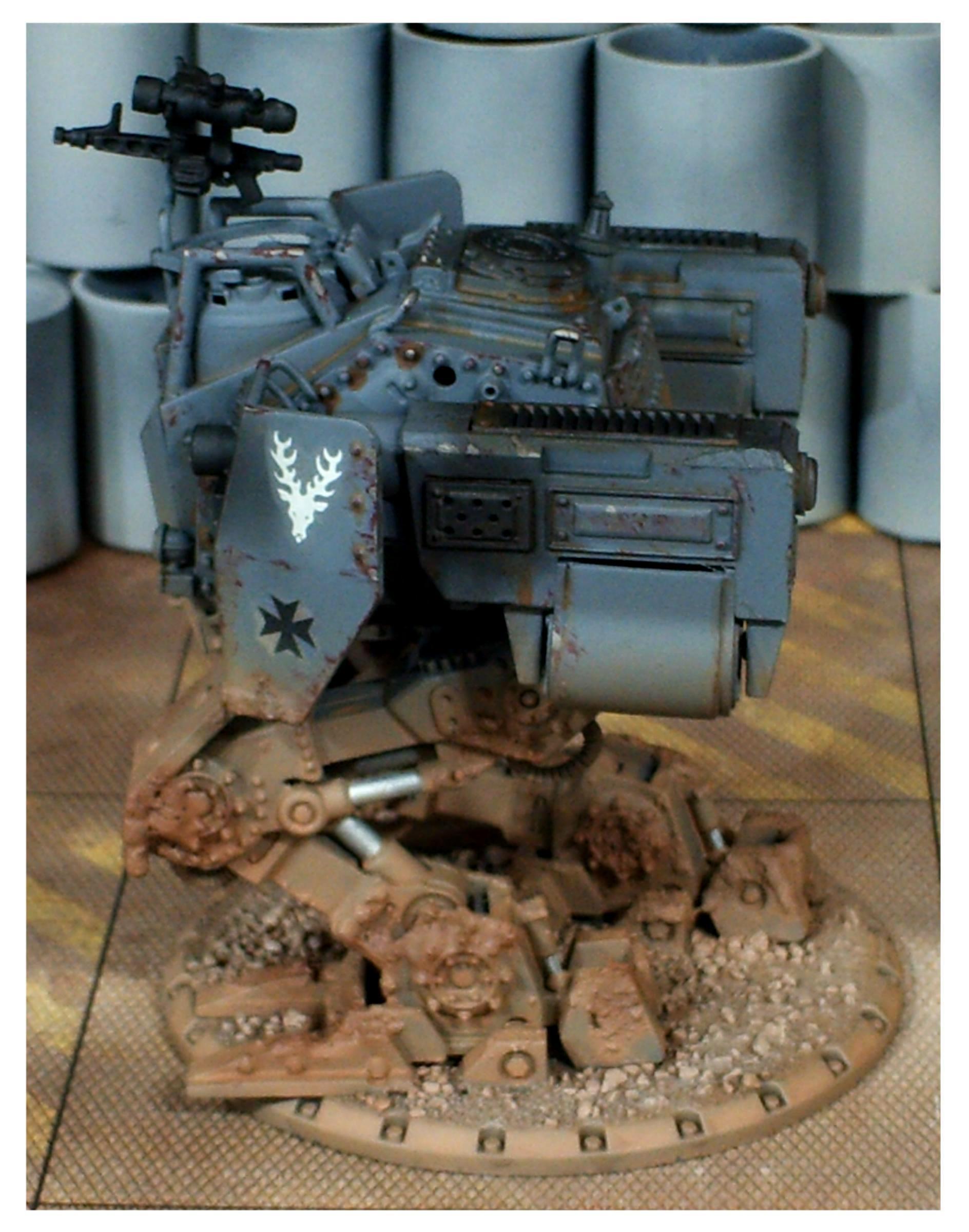 Dust Tactics, Fritz, Panzer Kampflauerfer
