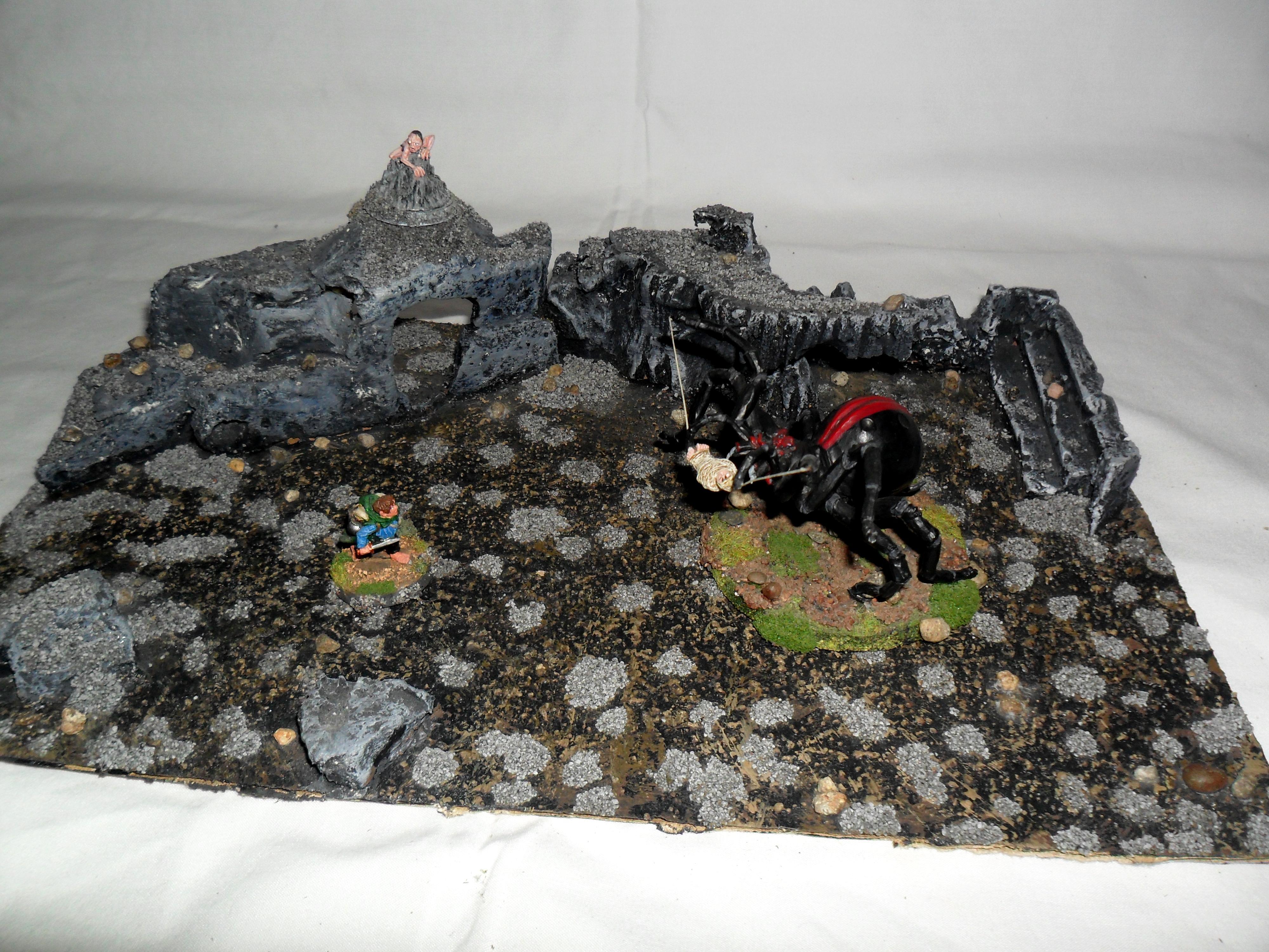 Diarama, Lord Of The Rings