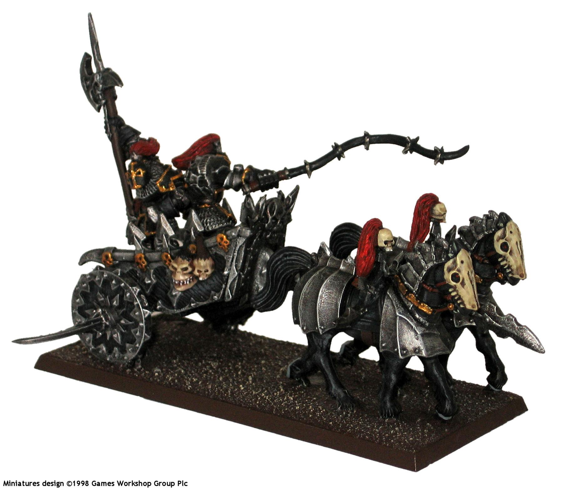 Chaos, Chariot, Hordes, Warhammer Fantasy, Warriors