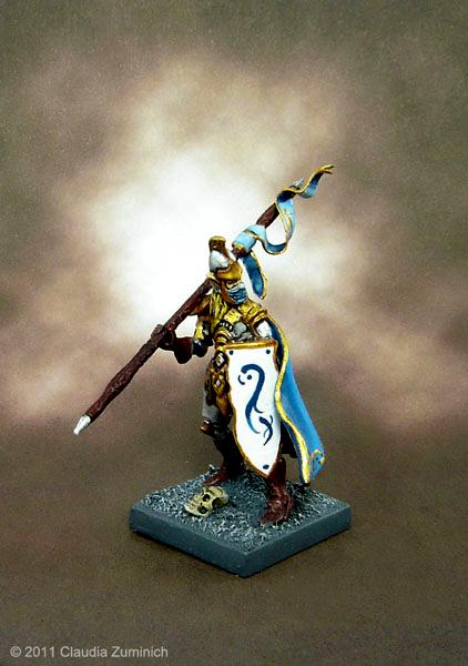Elves, Mantic, Spearman, Warriors