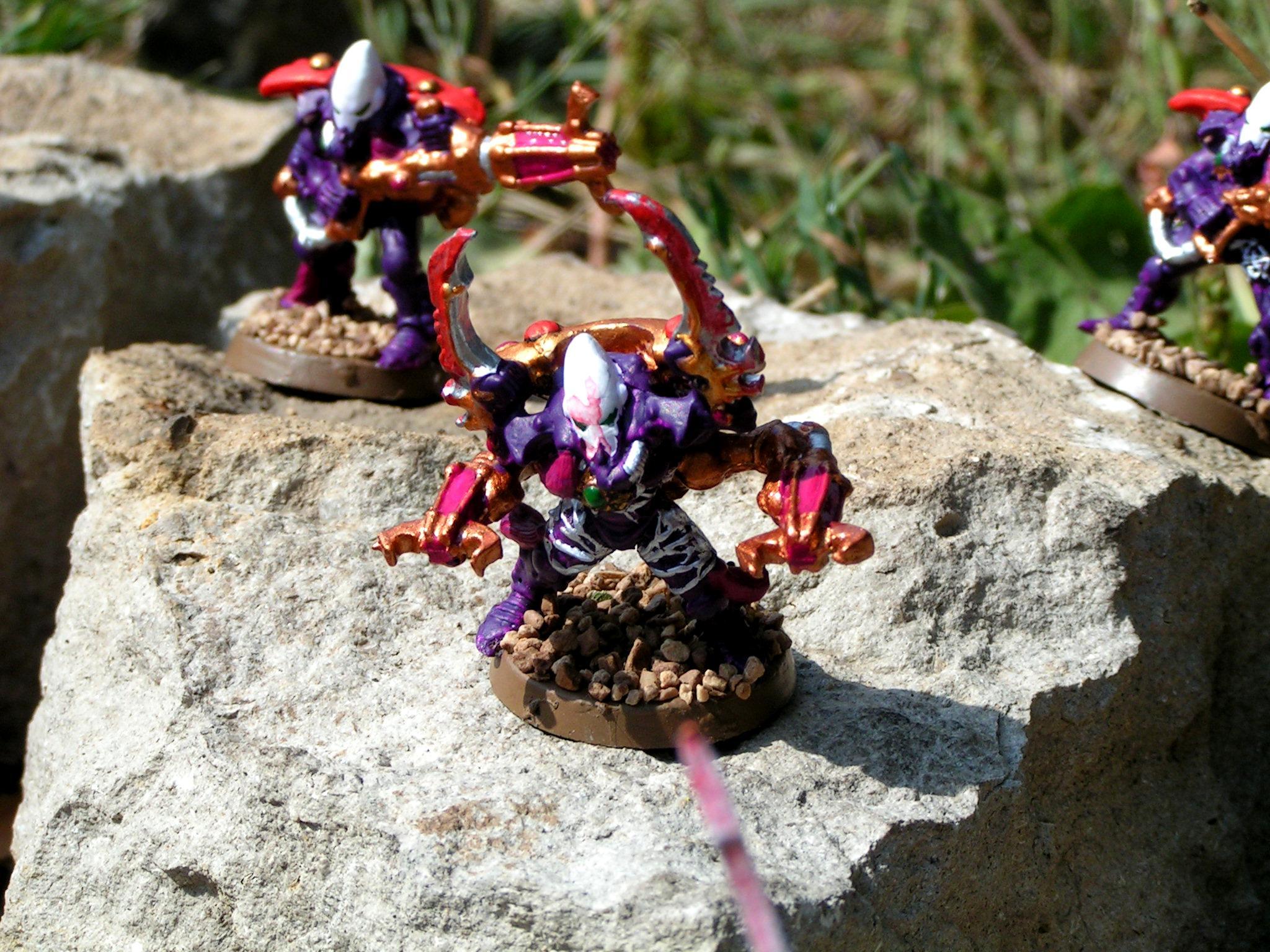 Eldar, Howling Banshees, Warp Spiders