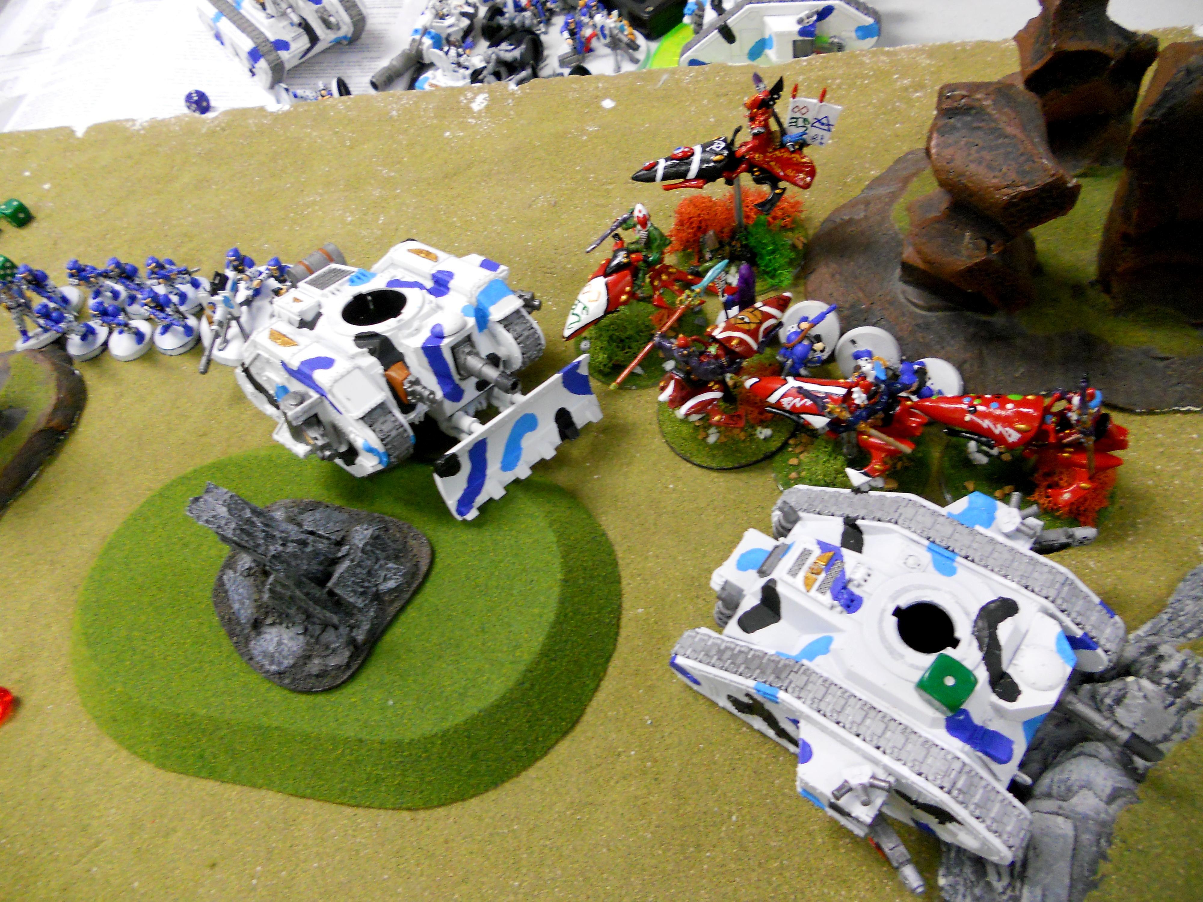 Assault on Command Squad