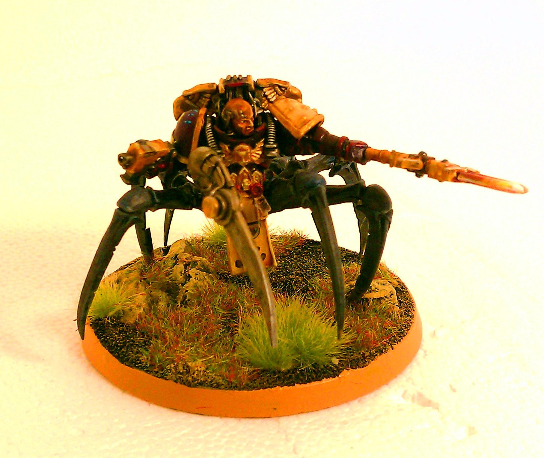 Chaos, Space Marines, Spider