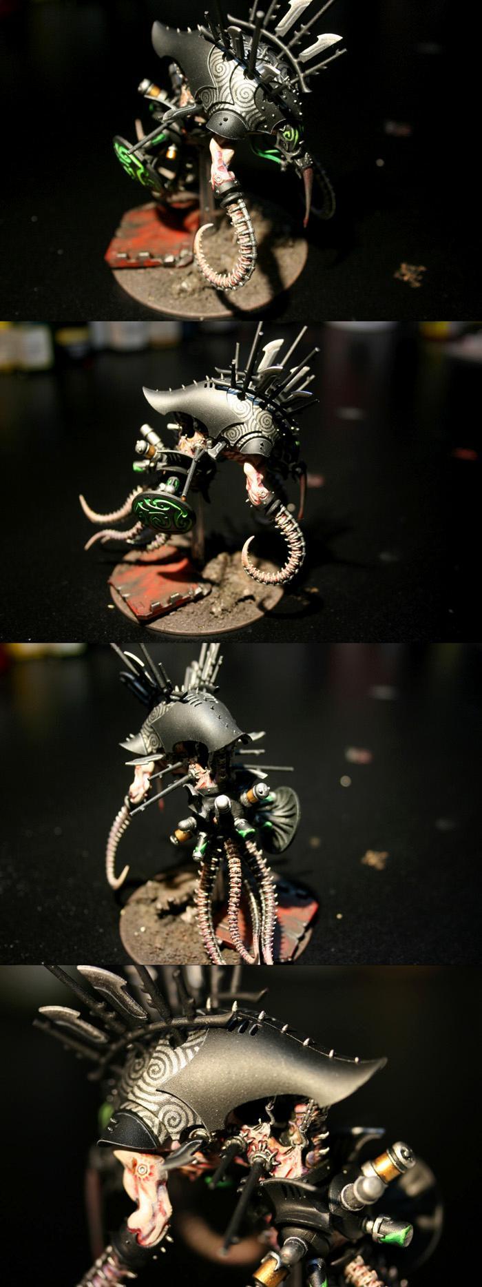 Cronos Parasite Engine, Dark Eldar, Pain Engine, Talos