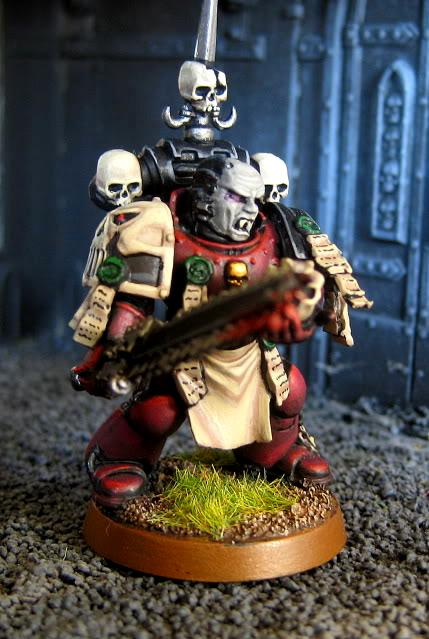 Bloos Angels, Chaos Space Marines, Flesh Tearers, Sanguinary Priest, Warhammer 40,000