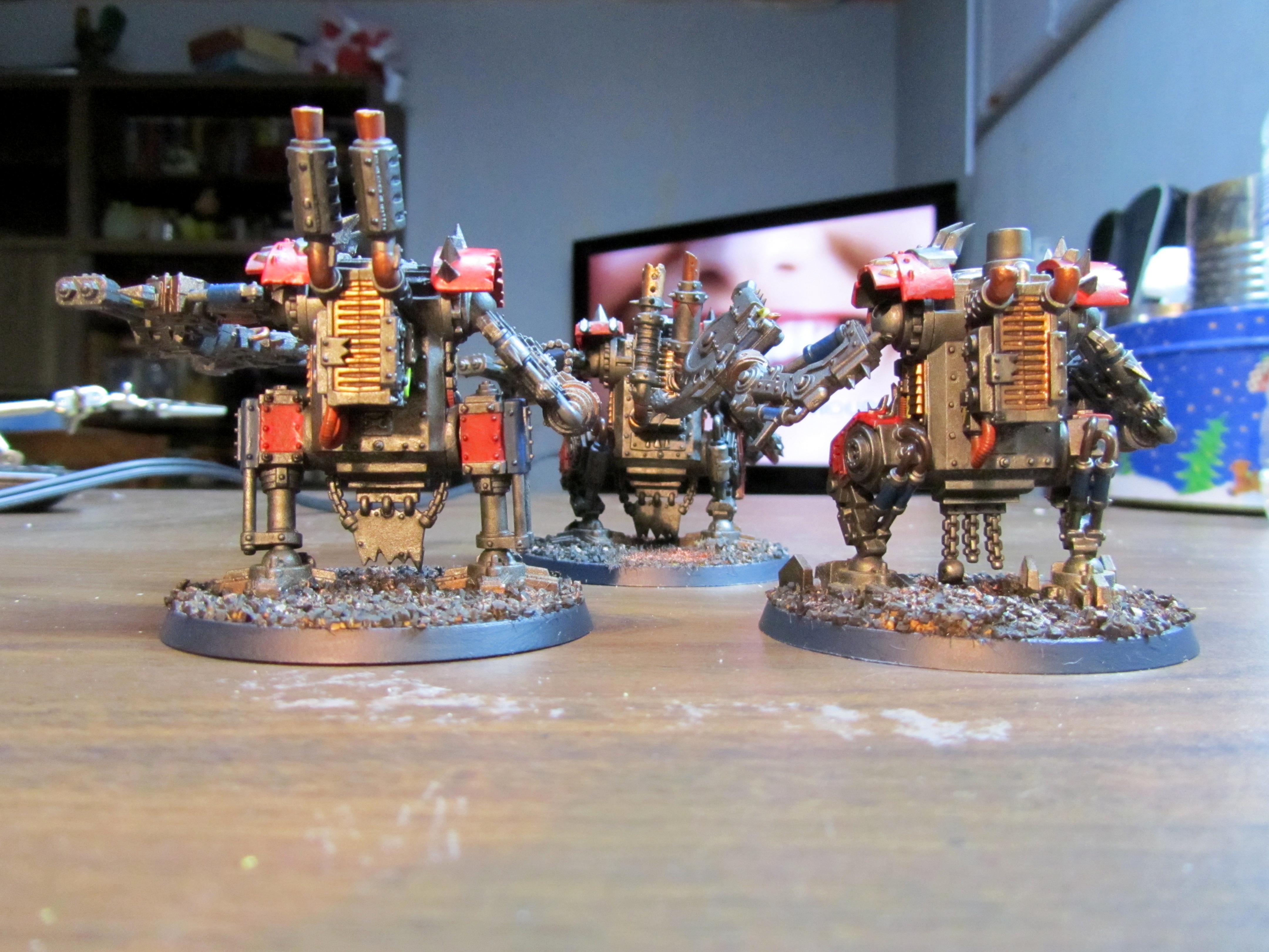 Armor, Killa Kan, Orks