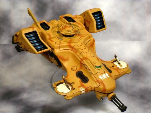 Burst Cannon, Classic, Devilfish, Gun Drone, Hammerhead, Skyray, Tan, Tank, Tau, Vehicle