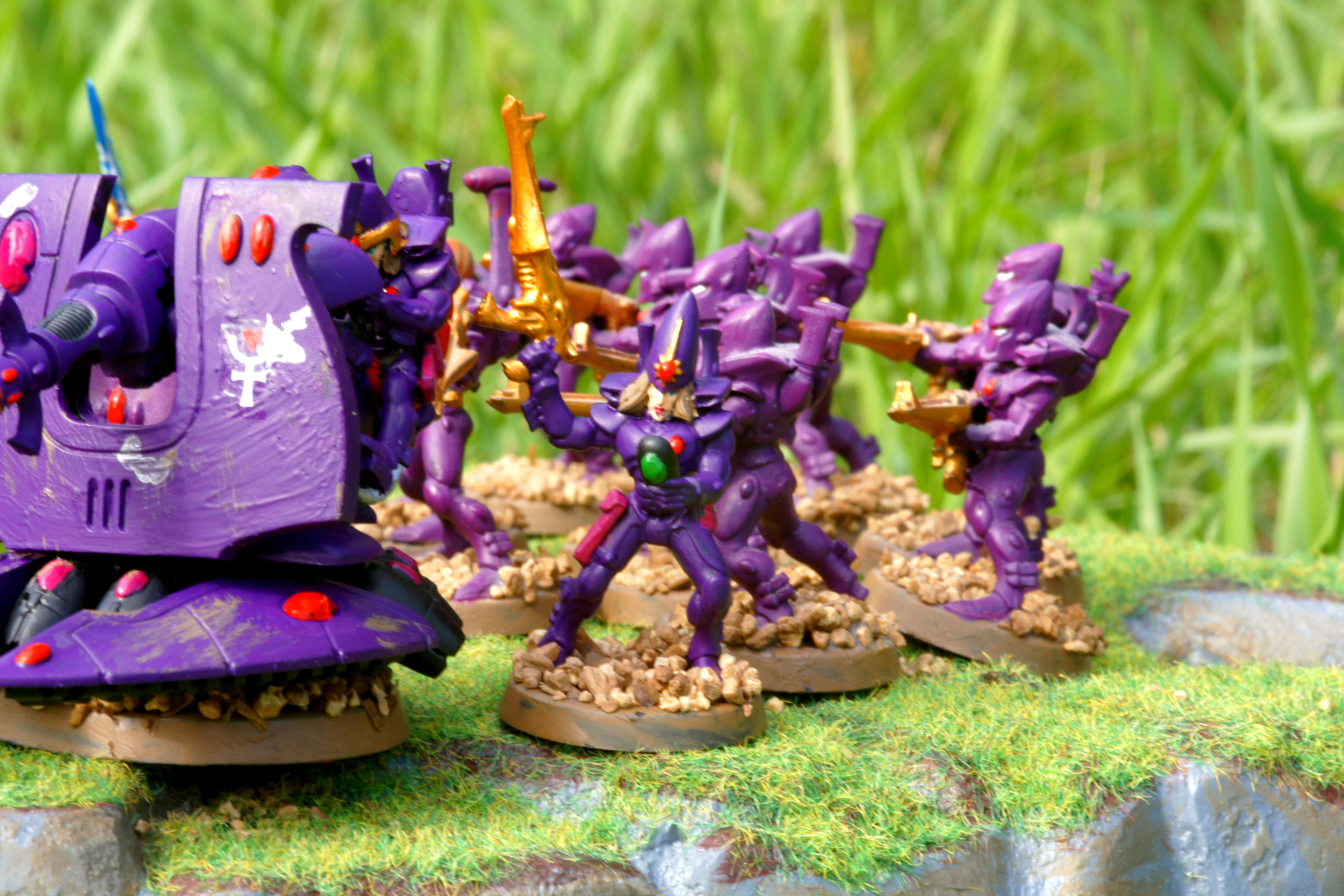 Conversion, Eldar, High Elves, Support Weapon