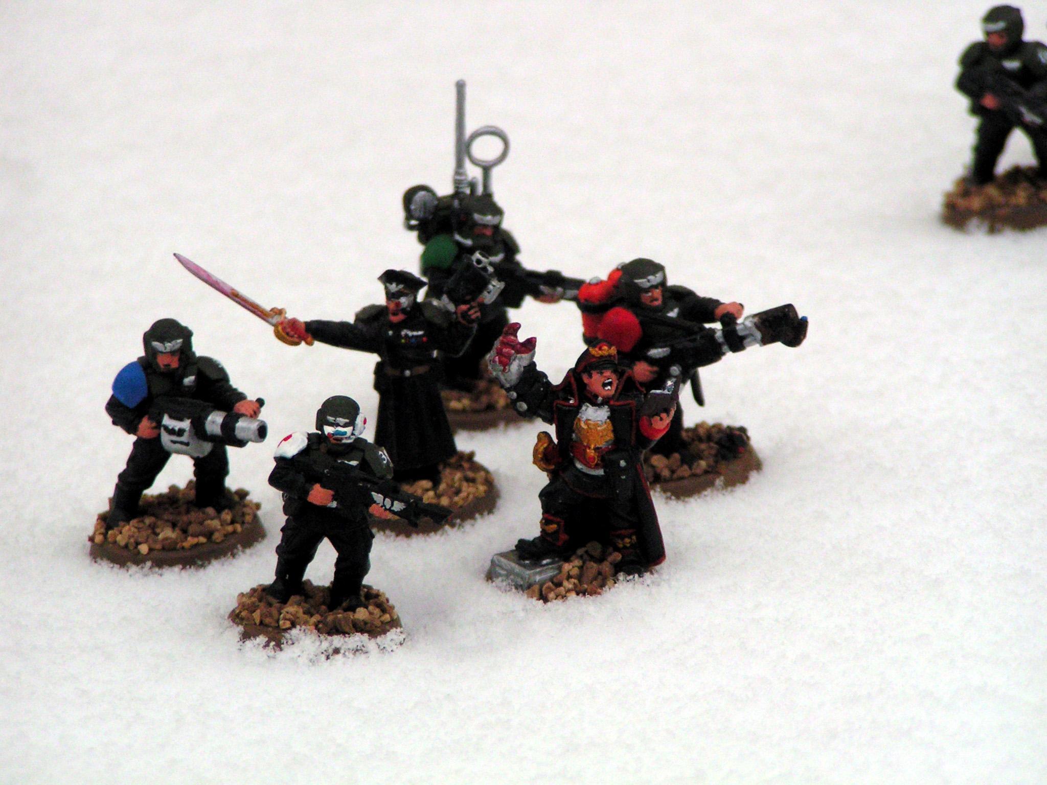 Astra Militarum, Commissar, Imperial Guard, Officio Prefectus