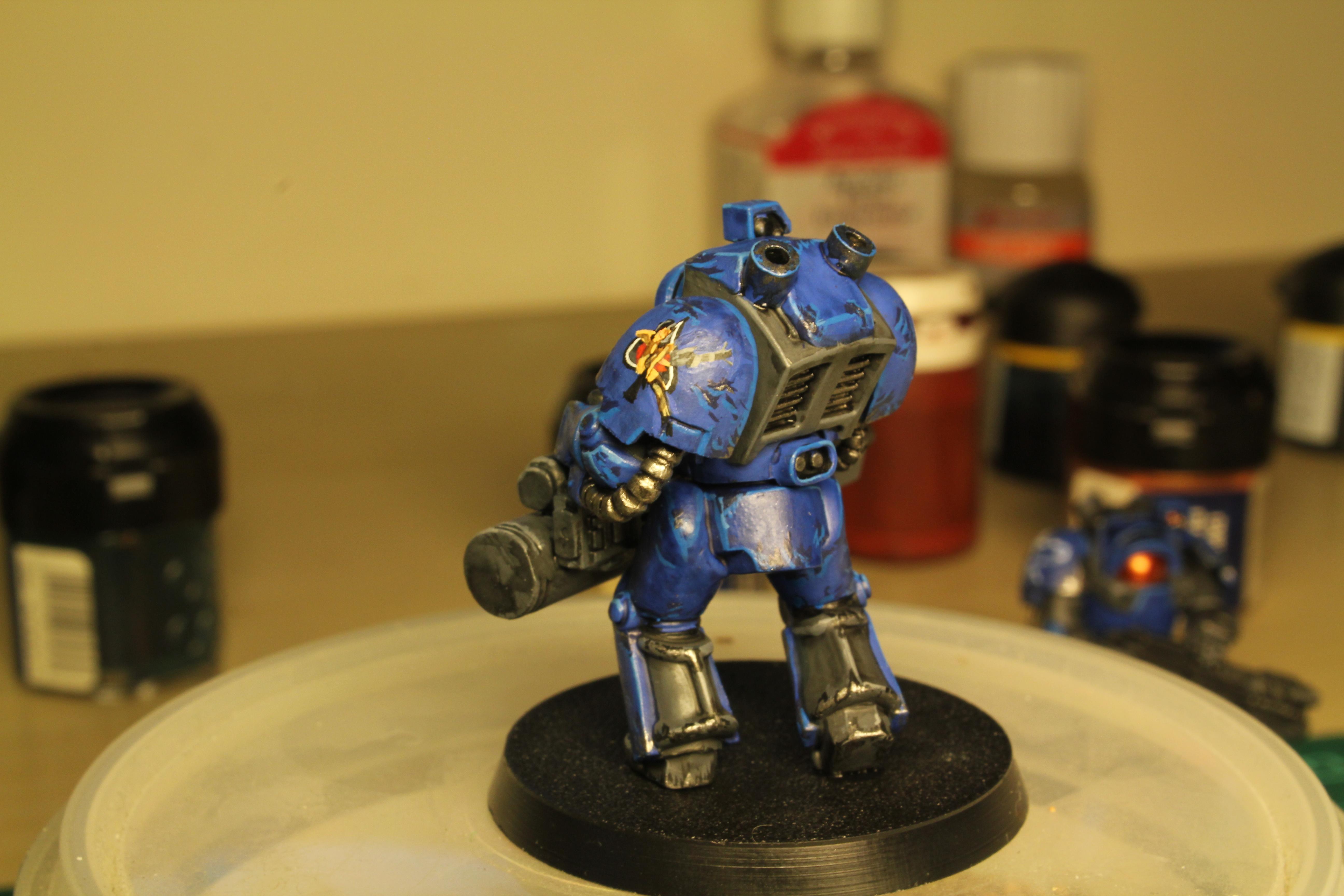 Deathwing, Sc2, Space Marines, Terminator Armor, Terran