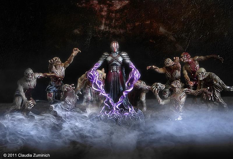 Mantic, Mhorgoth, Undead, Zombie